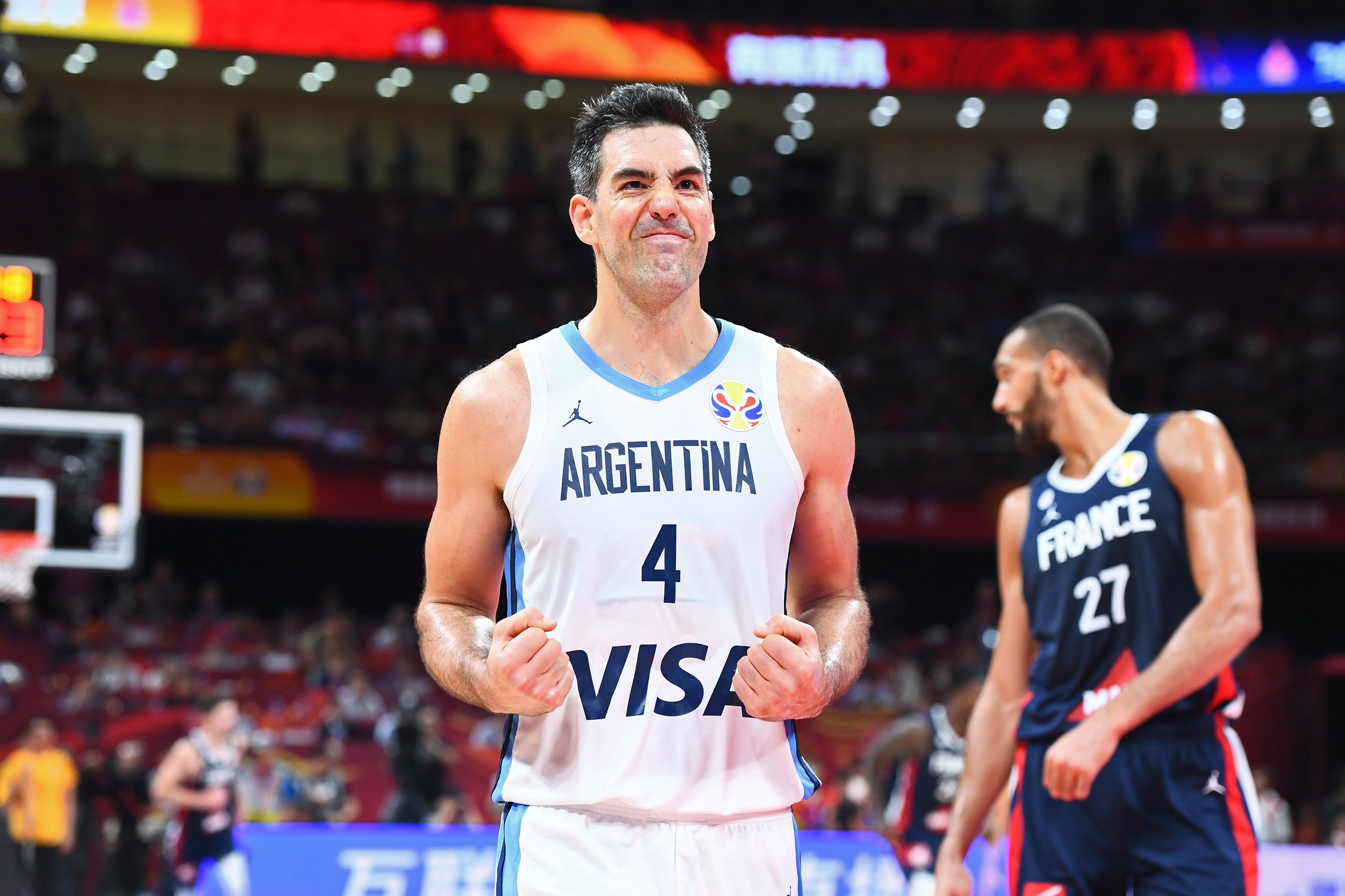2019 FIBA World Cup - Semi-Finals: Argentina v France