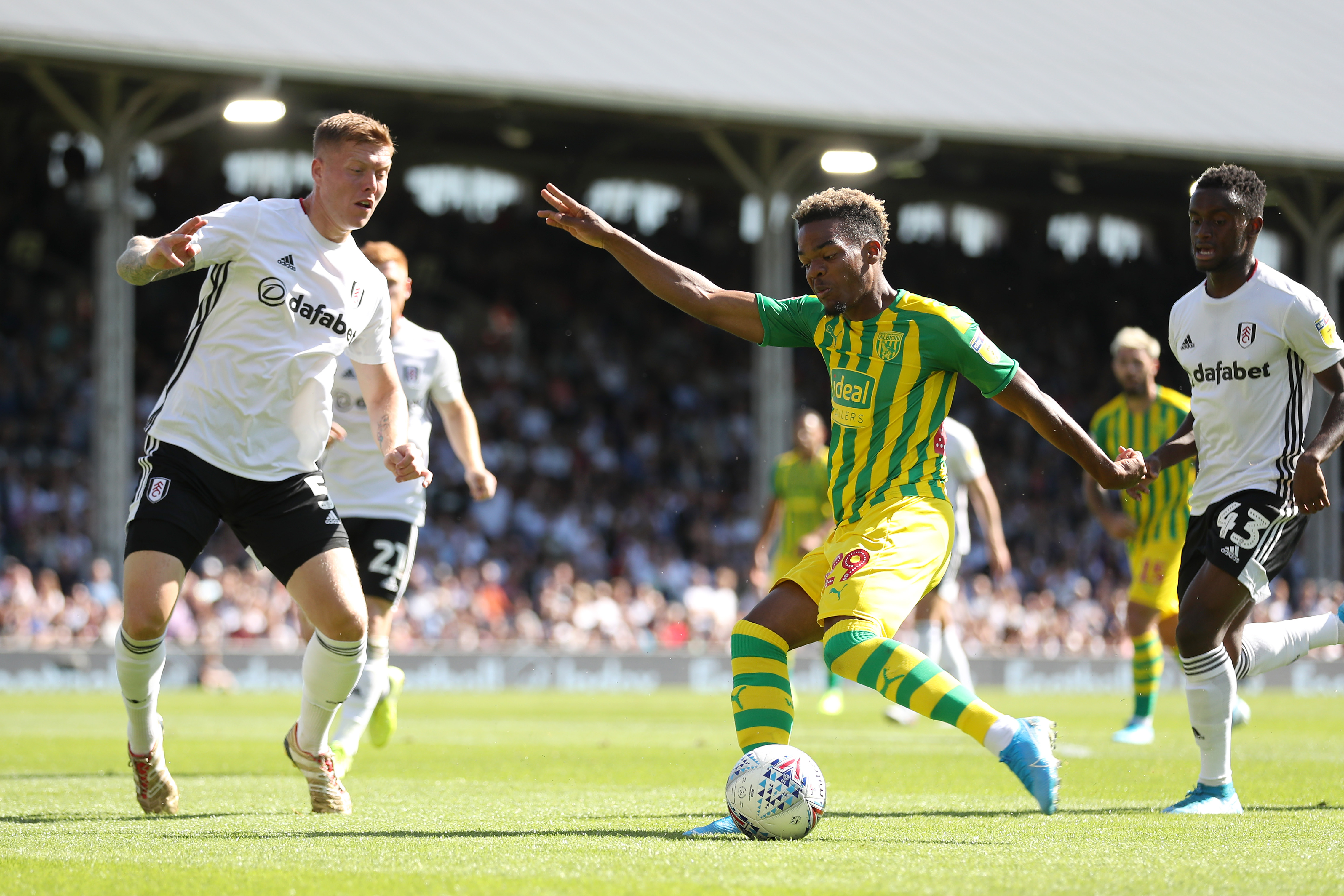 Fulham v West Bromwich Albion - Sky Bet Championship