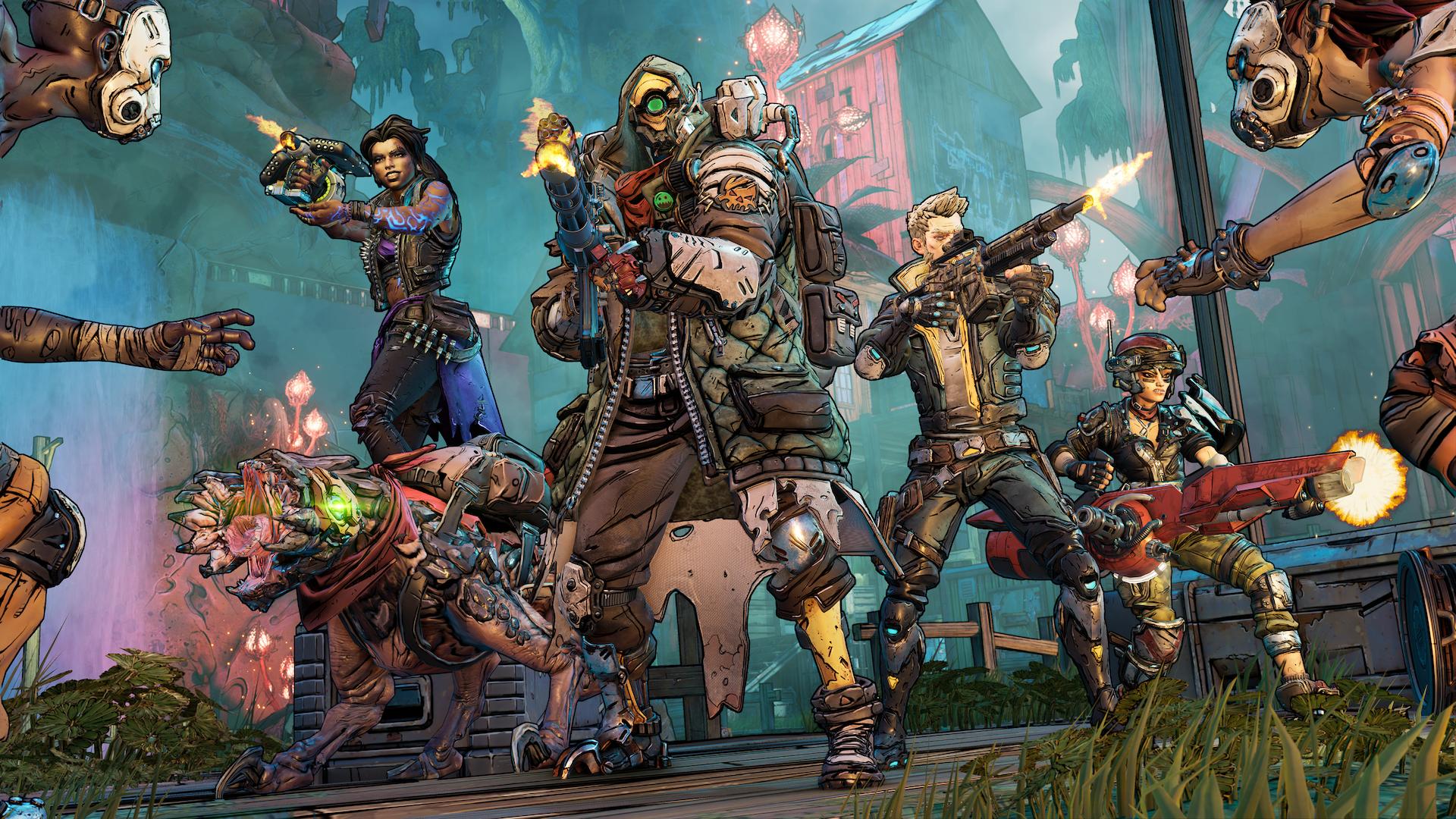 Borderlands 3 PC gamers dump on the game — in Borderlands 2's Steam forums