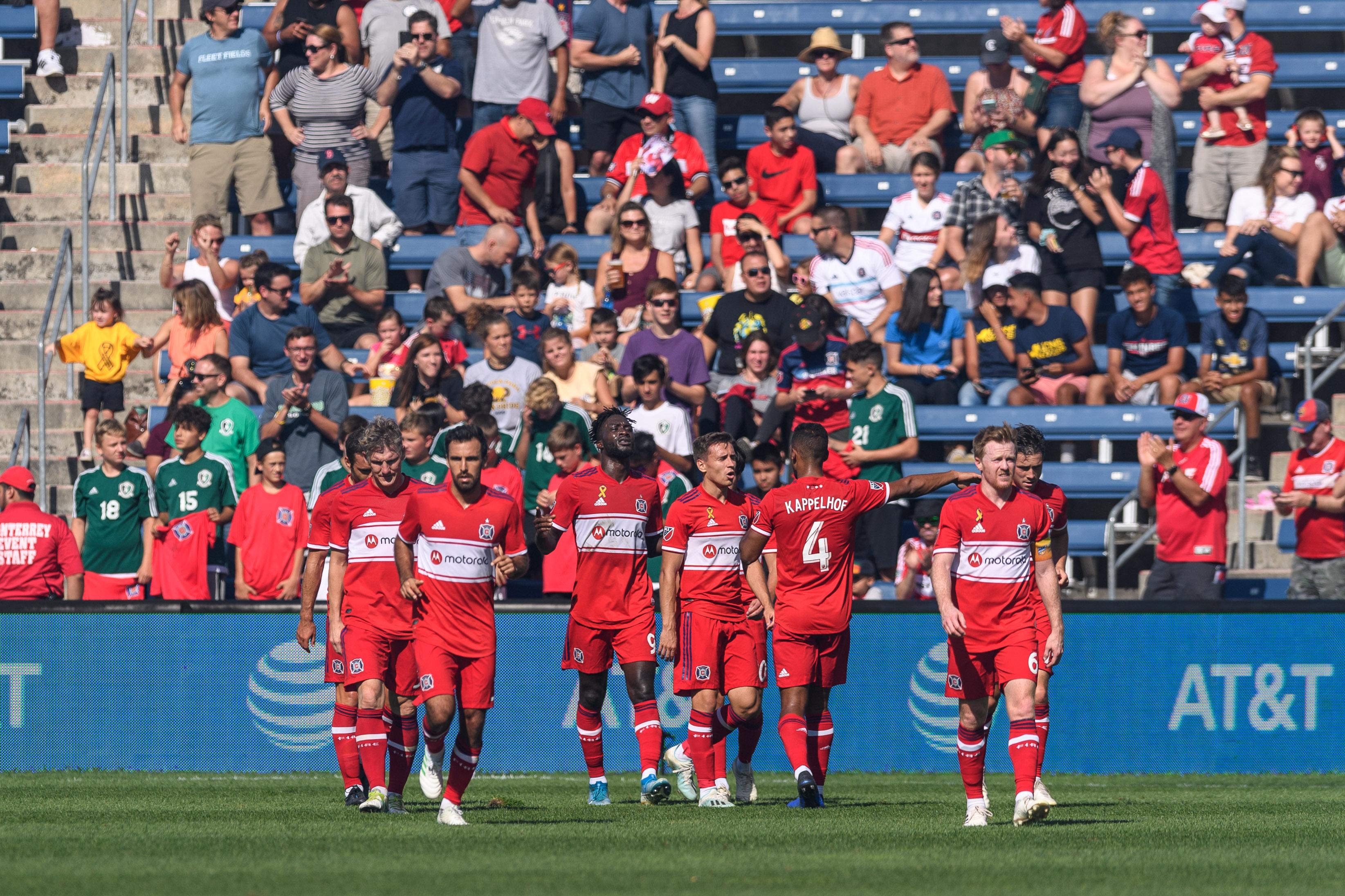 MLS: FC Dallas at Chicago Fire