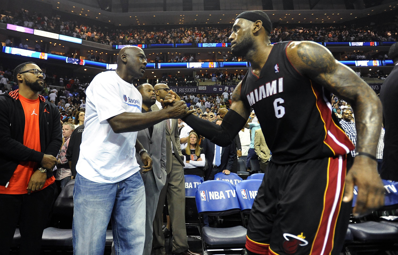 Michael Jordan vs. LeBron James: How can you choose a winner?