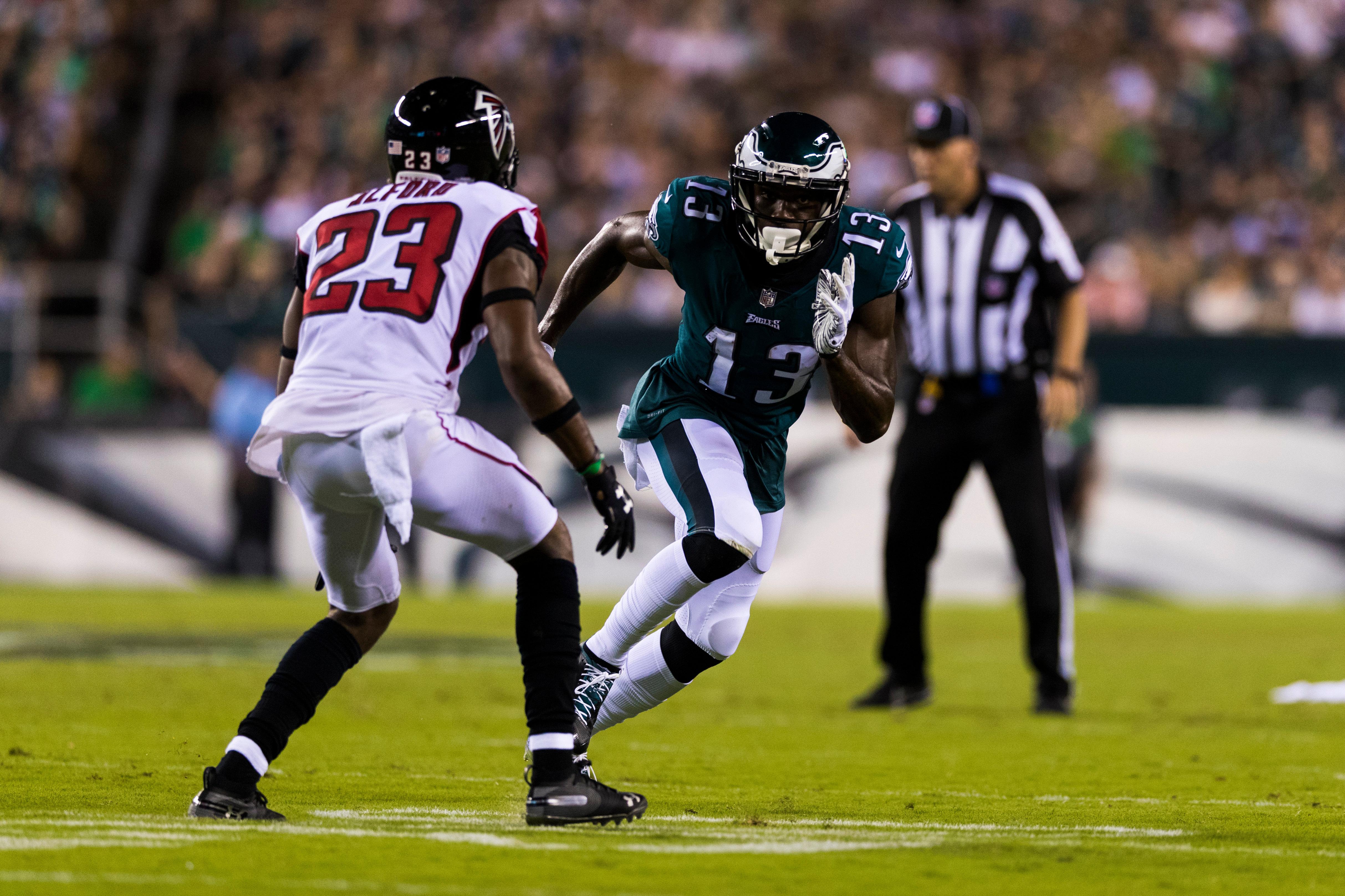 NFL: SEP 06 Falcons at Eagles