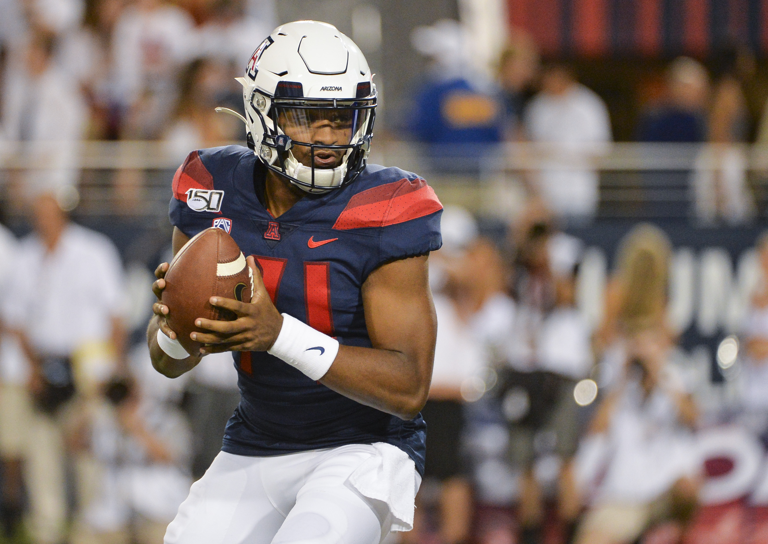 NCAA Football: Texas Tech at Arizona