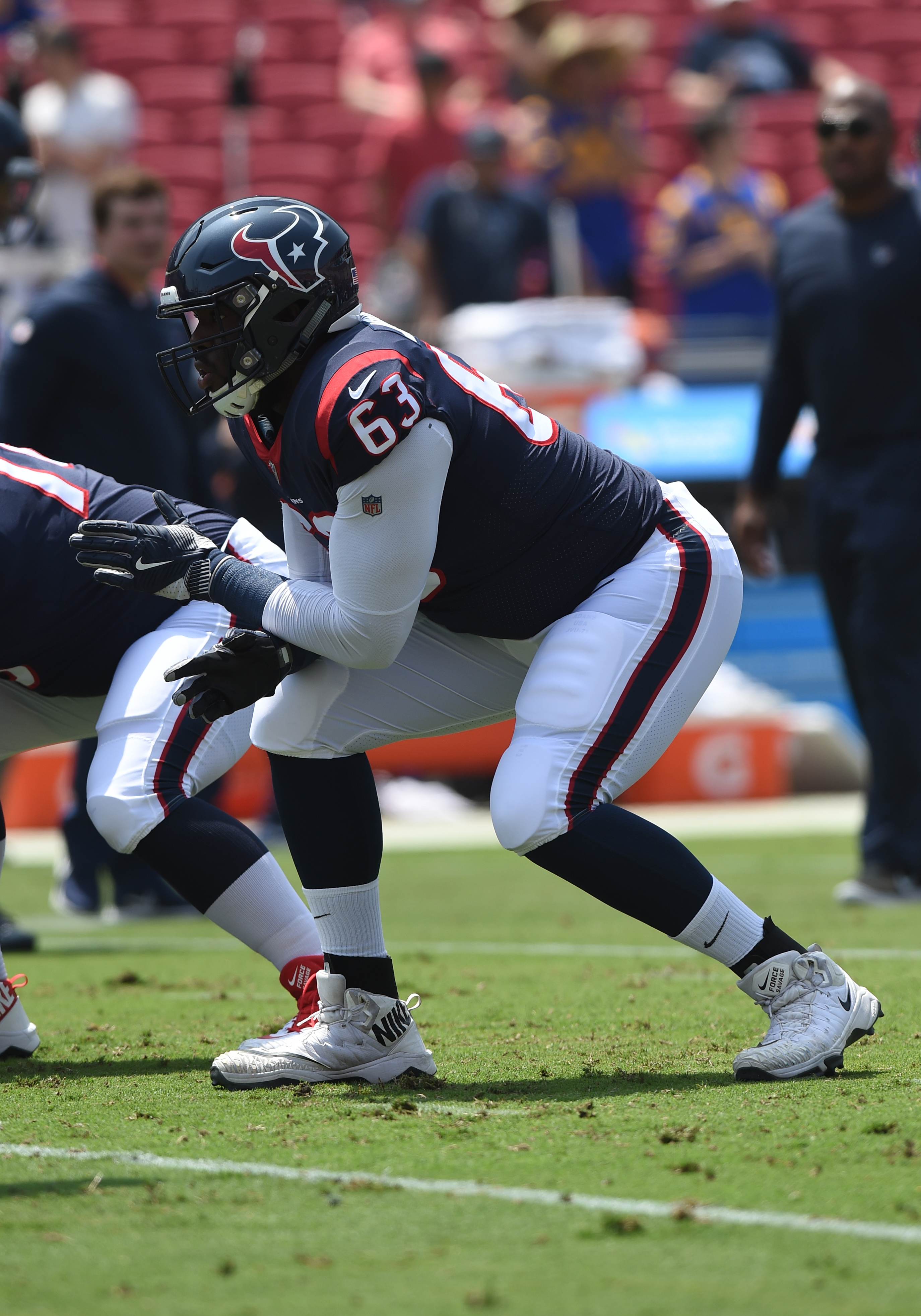 NFL: AUG 25 Preseason - Texans at Rams