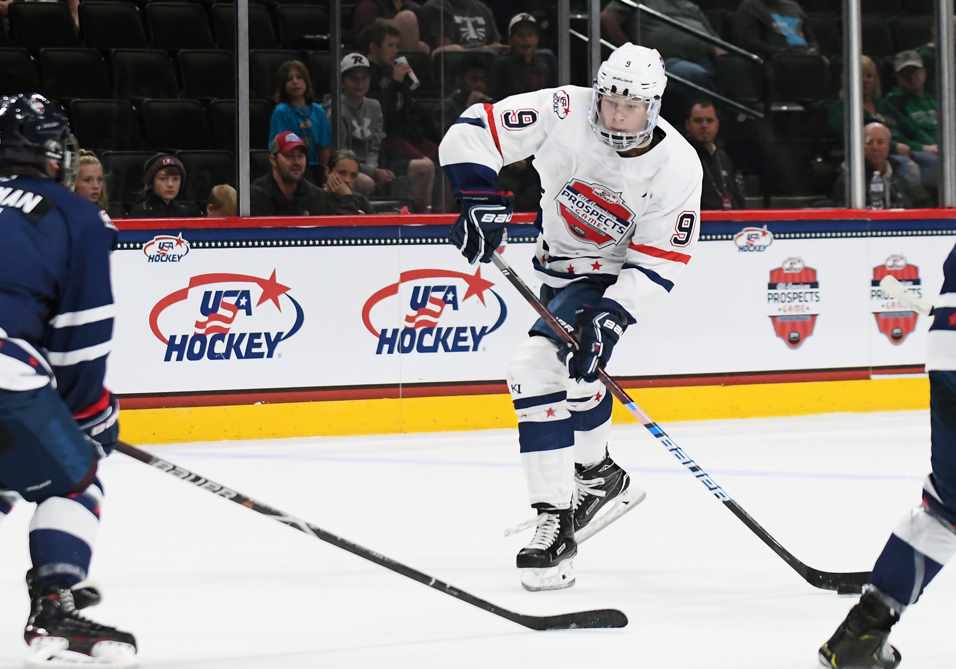 HOCKEY: SEP 19 USA Hockey All-American Prospects Game