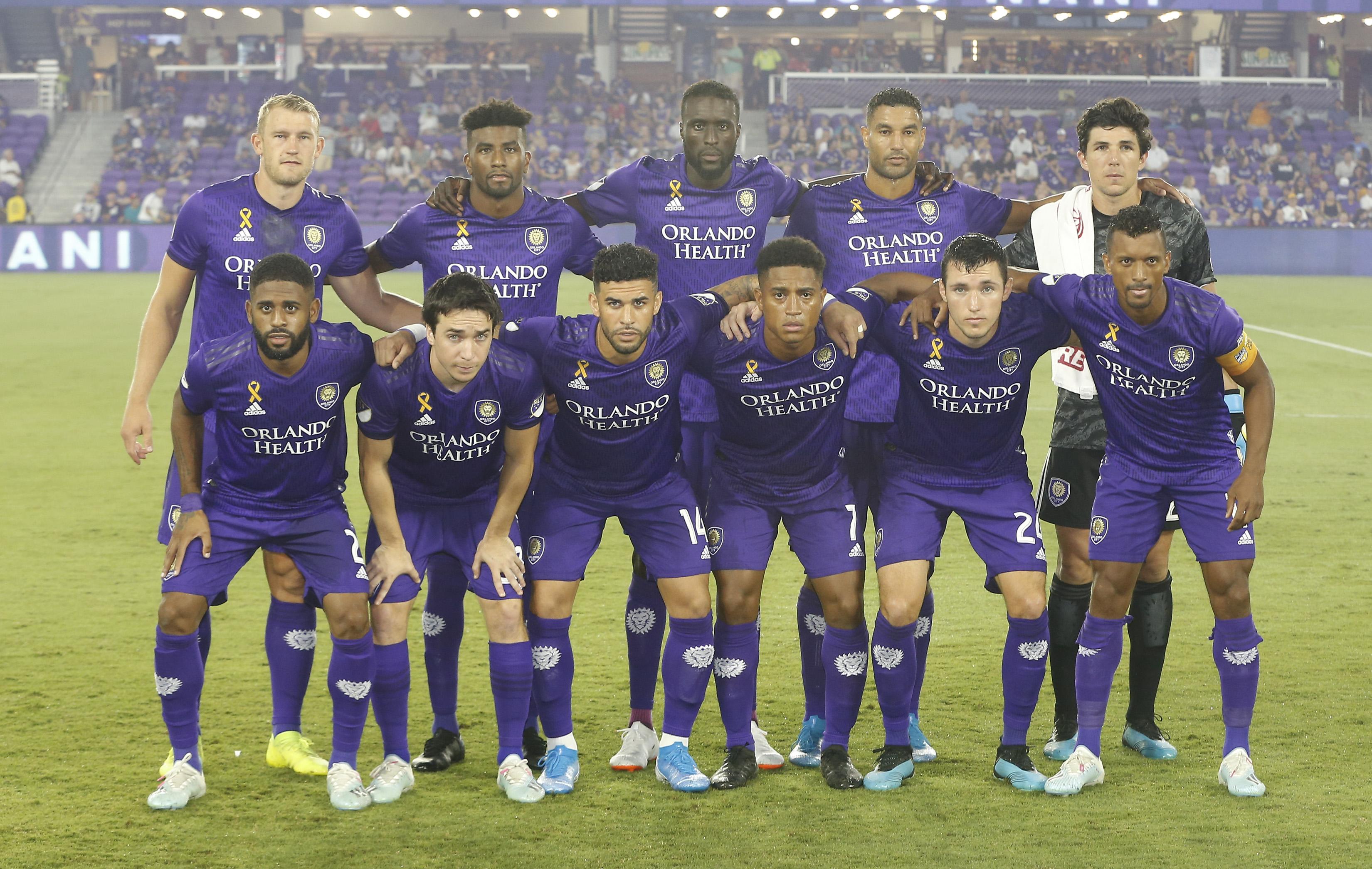 MLS: New England Revolution at Orlando City SC