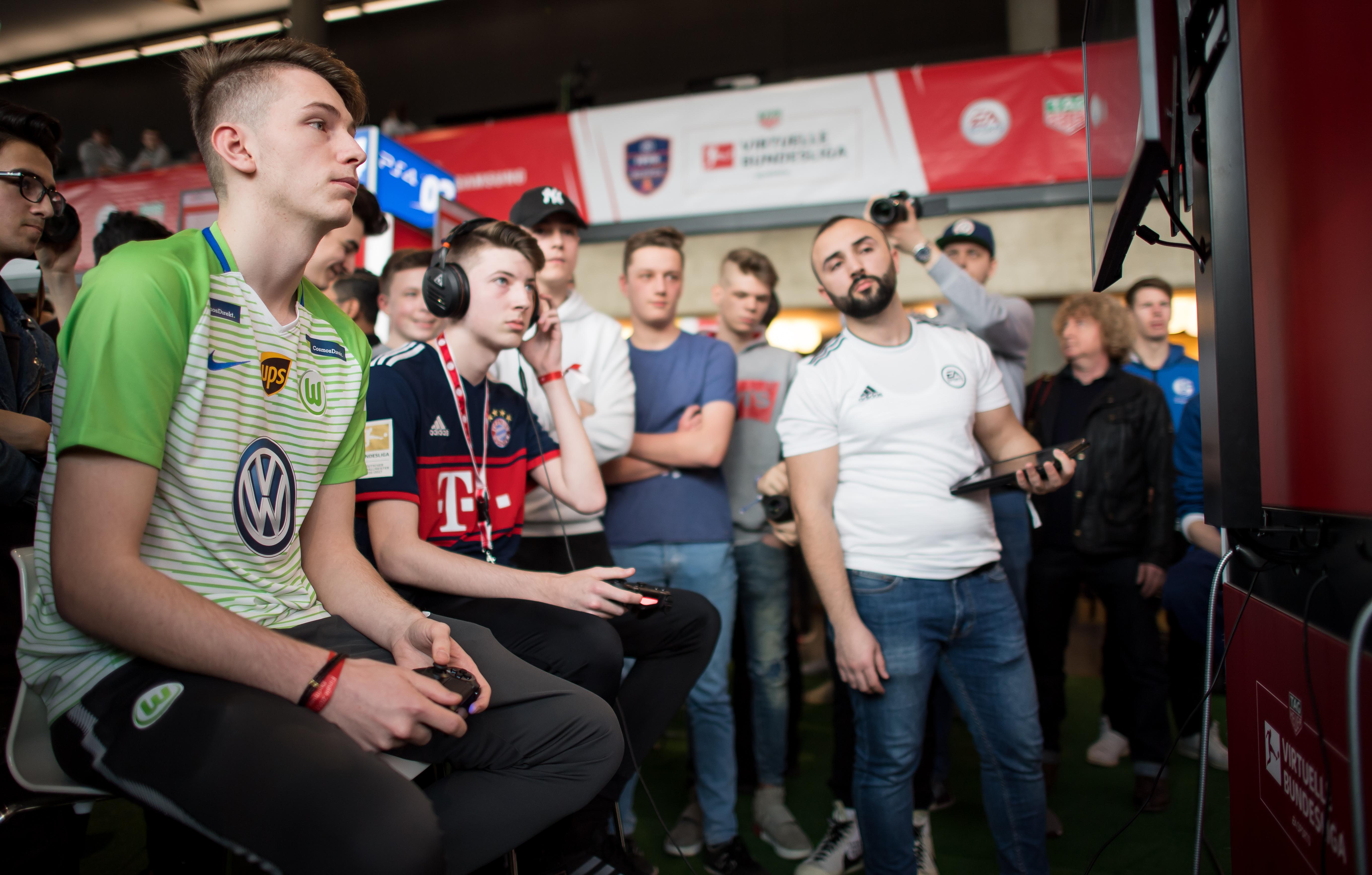 dpa-Story: E-Sport