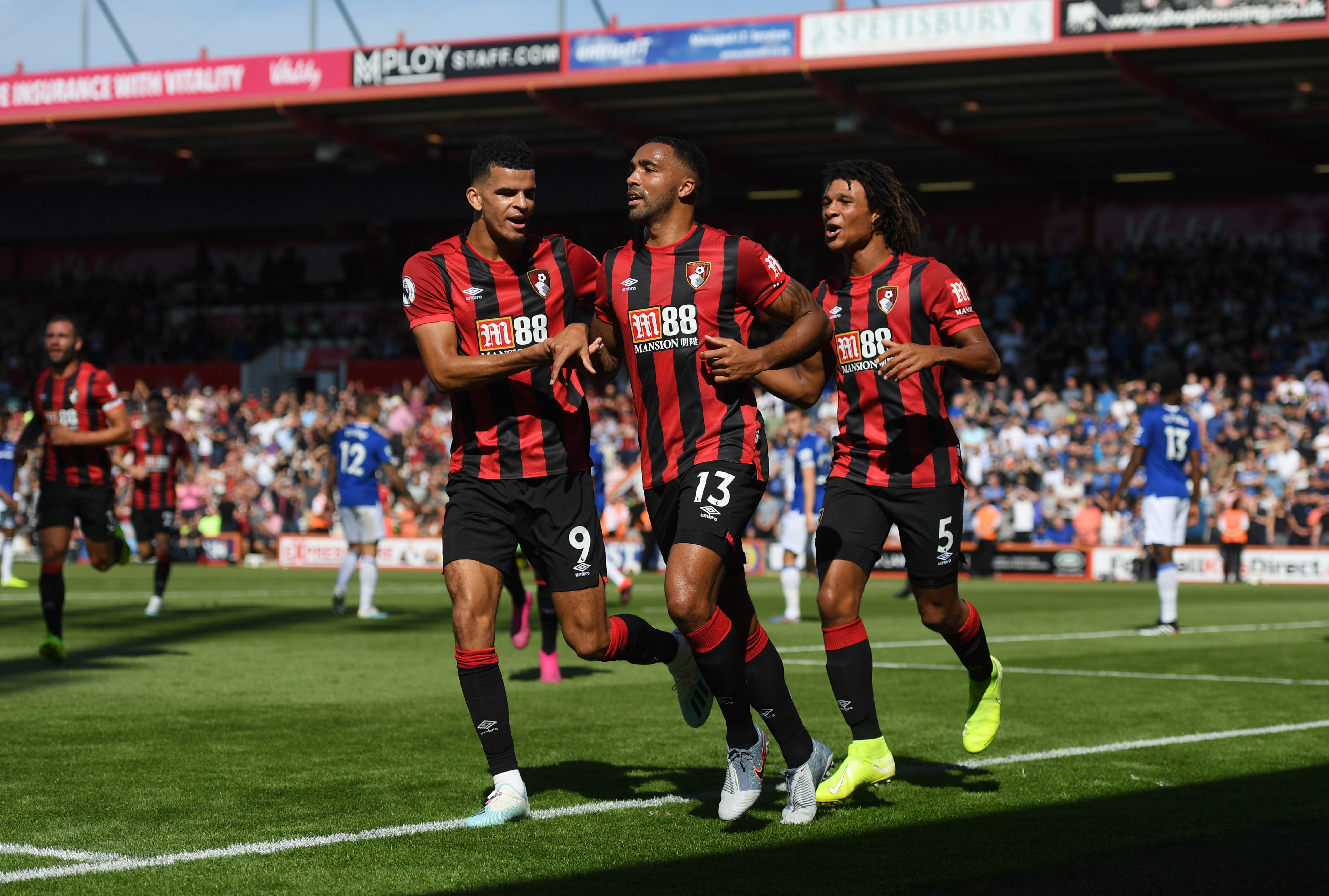 Bournemouth 3-1 Everton: Instant reaction - Toffees crumble to woeful defeat