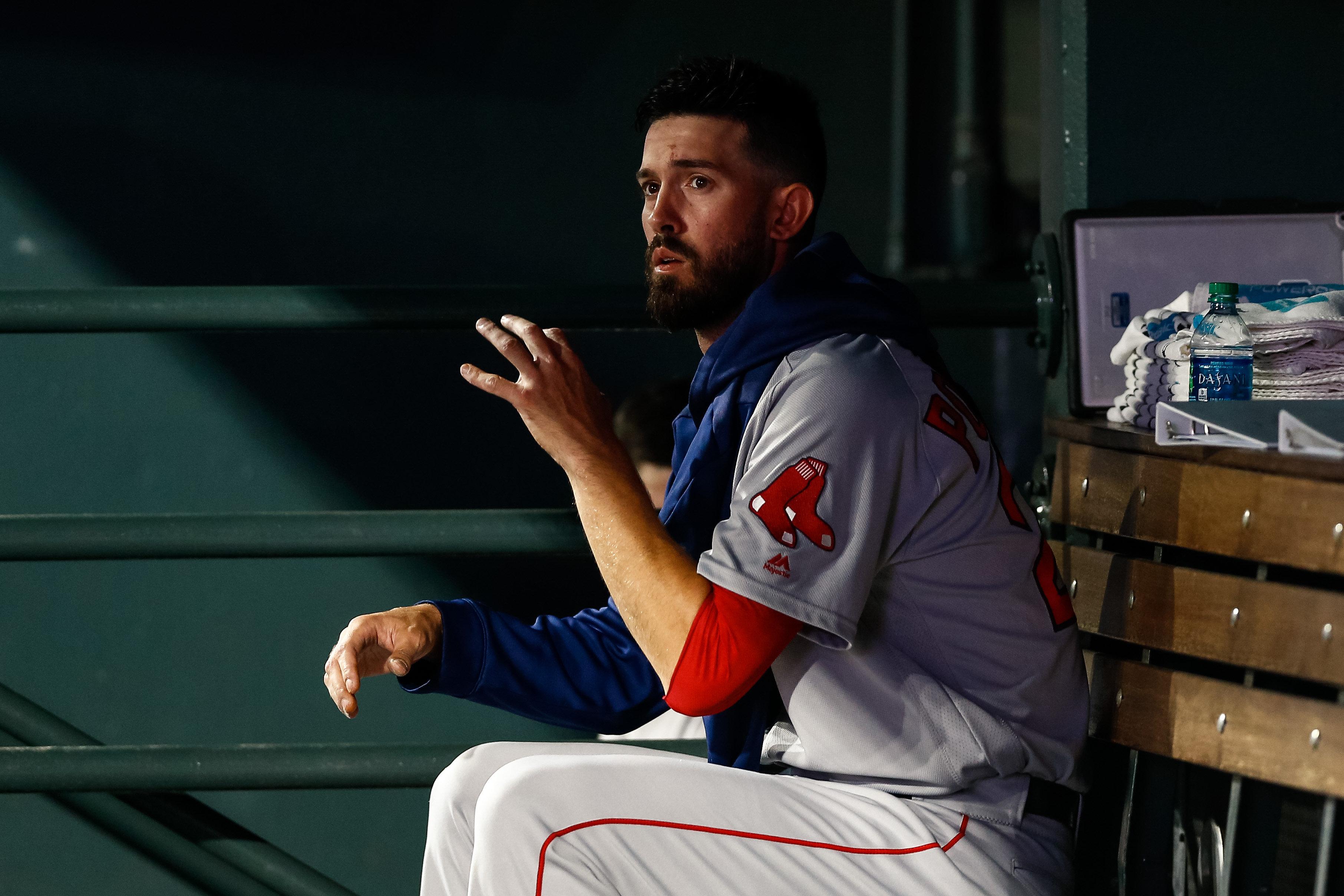 MLB: Boston Red Sox at Colorado Rockies