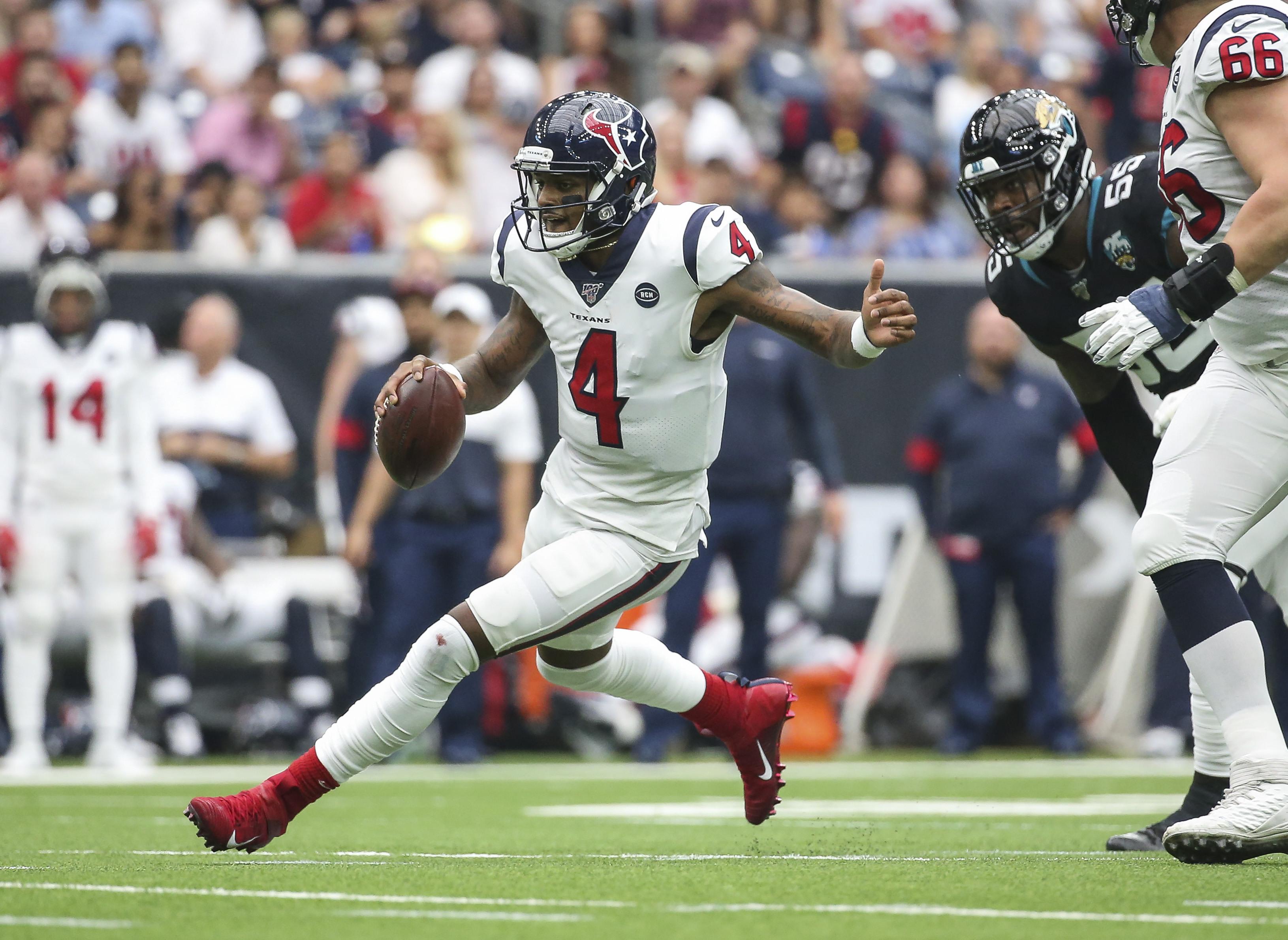 NFL: Jacksonville Jaguars at Houston Texans