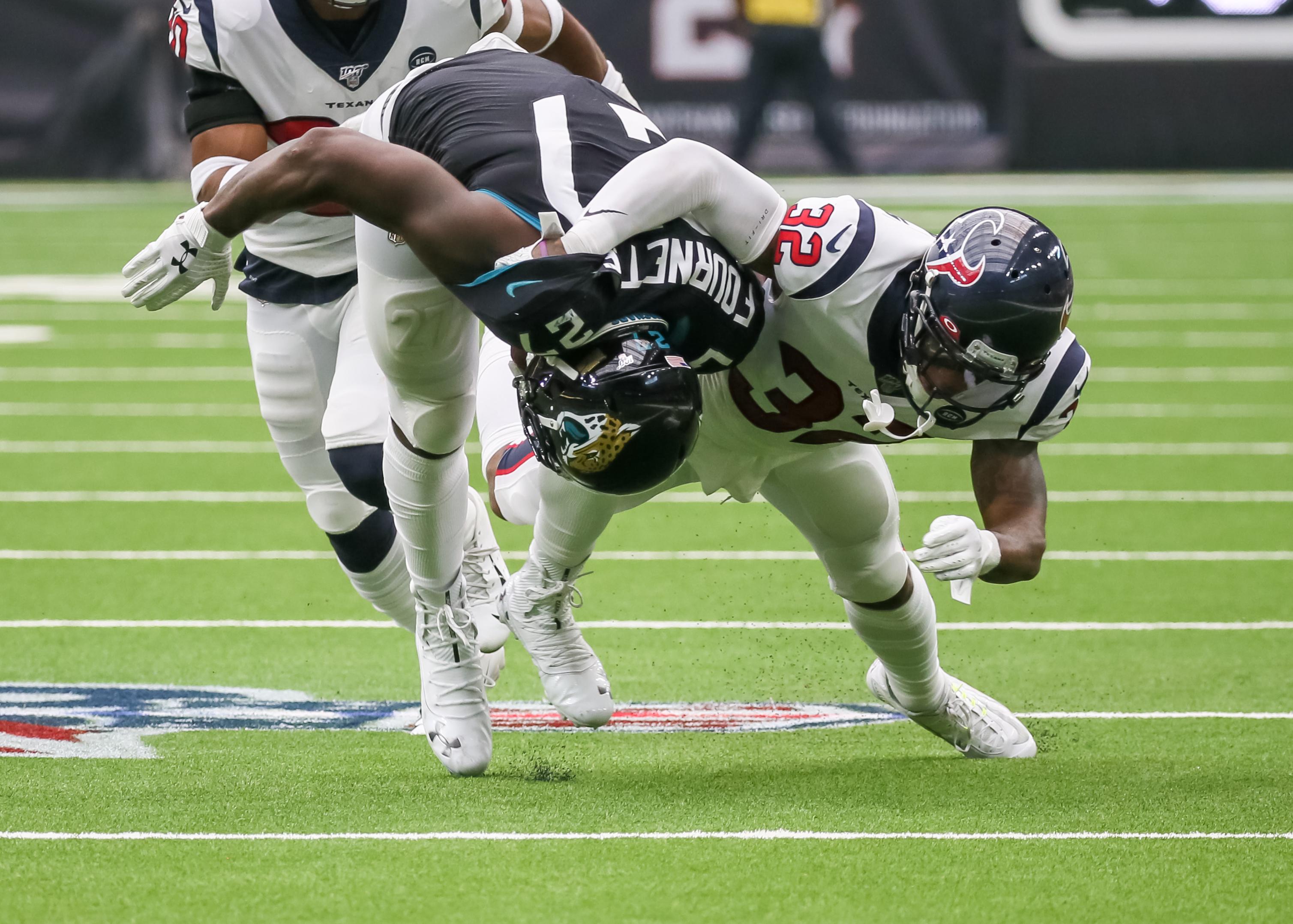 NFL: SEP 15 Jaguars at Texans