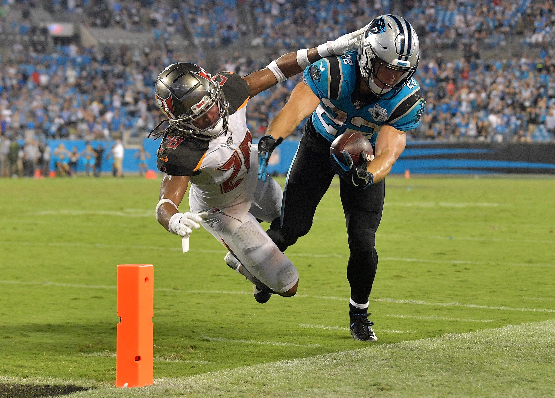 Tampa Bay Buccaneers vCarolina Panthers