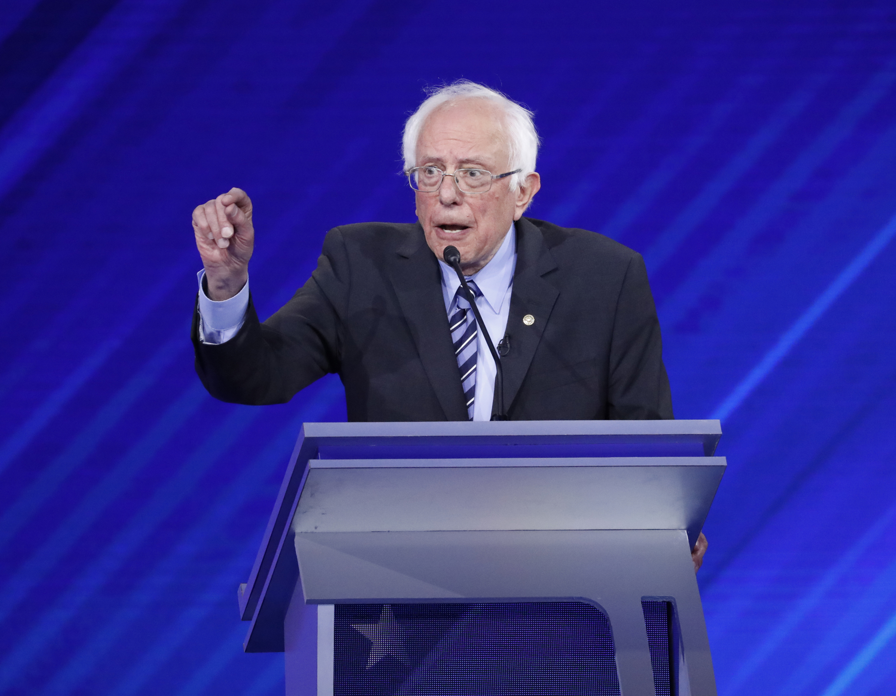 Bernie Sanders says 'housing must be a right' with $2.5 trillion plan