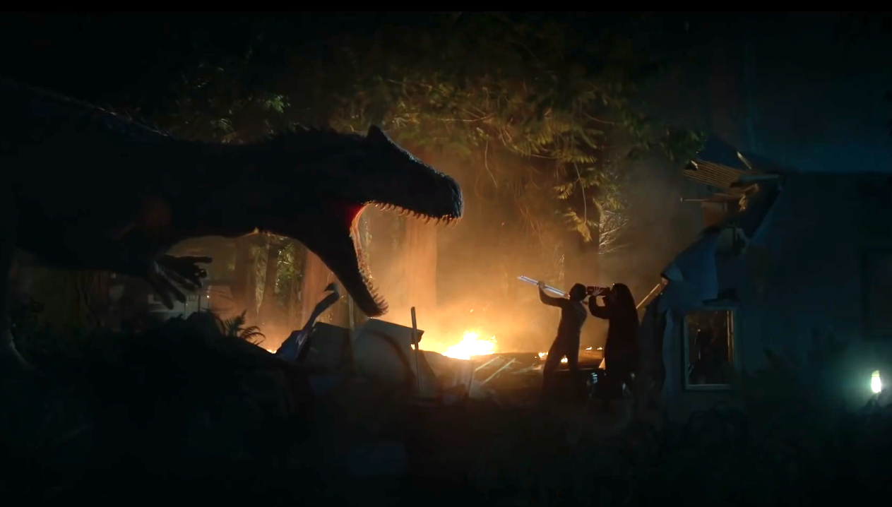 jurassic world 3 short film battle at big rock