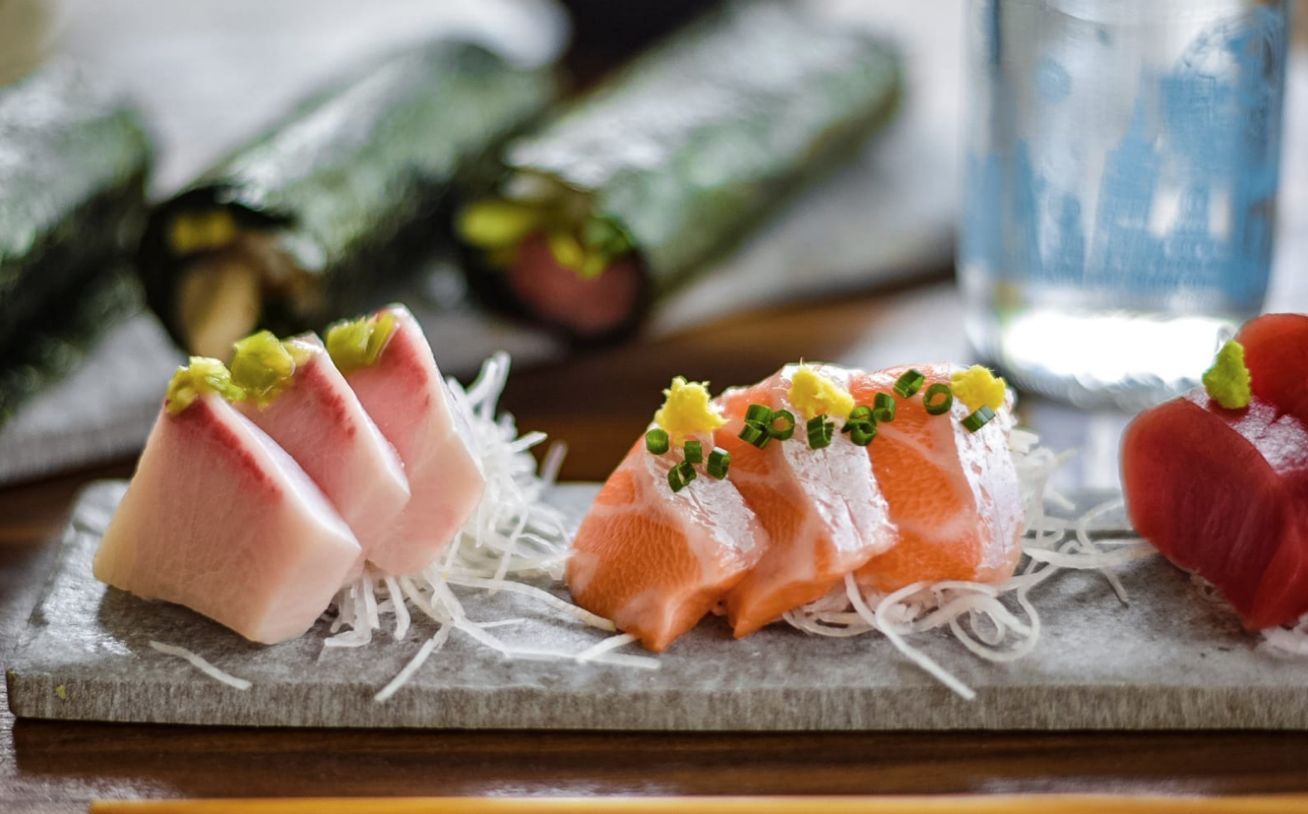 Much-Anticipated Sushi Spot Handies Douzo Chooses a Location in the Heights