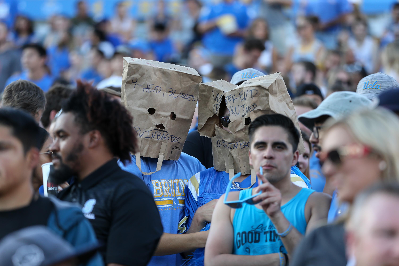 COLLEGE FOOTBALL: SEP 14 Oklahoma at UCLA