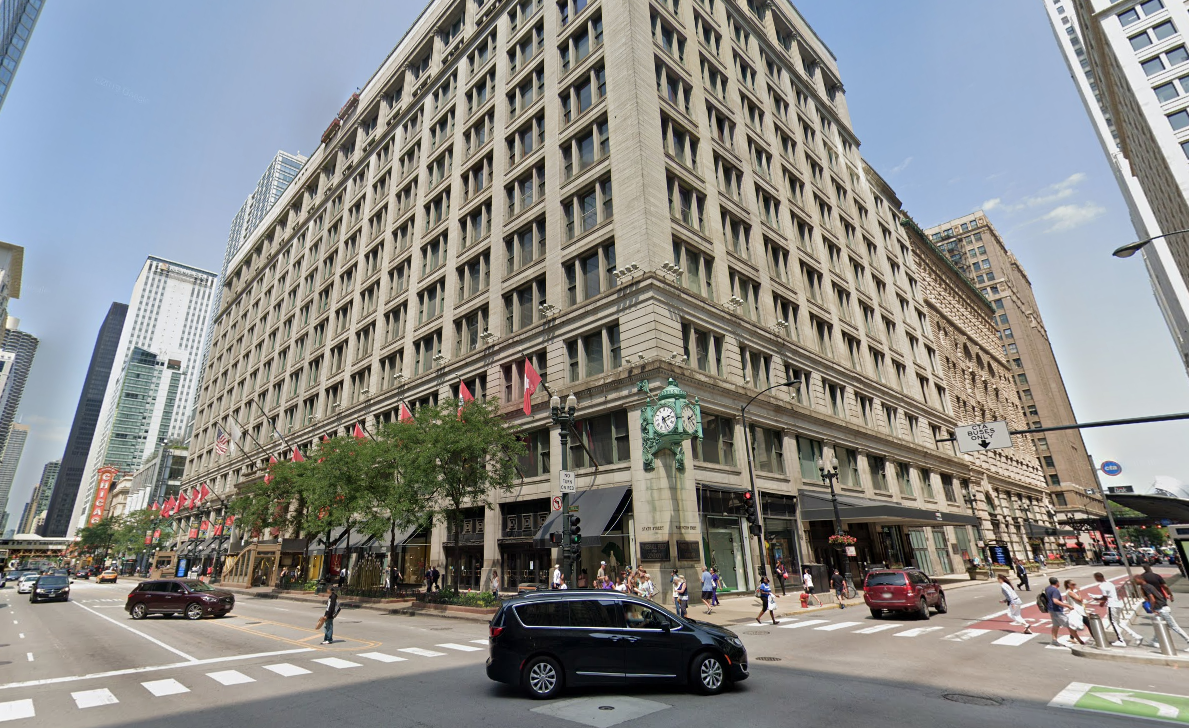 A man was found dead Sept. 16, 2019, inside a bathroom at Macy's, 111 N. State St.