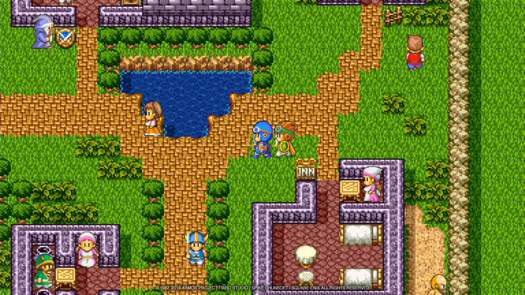 Dragon Quest 1, 2, and 3 are coming to Nintendo Switch