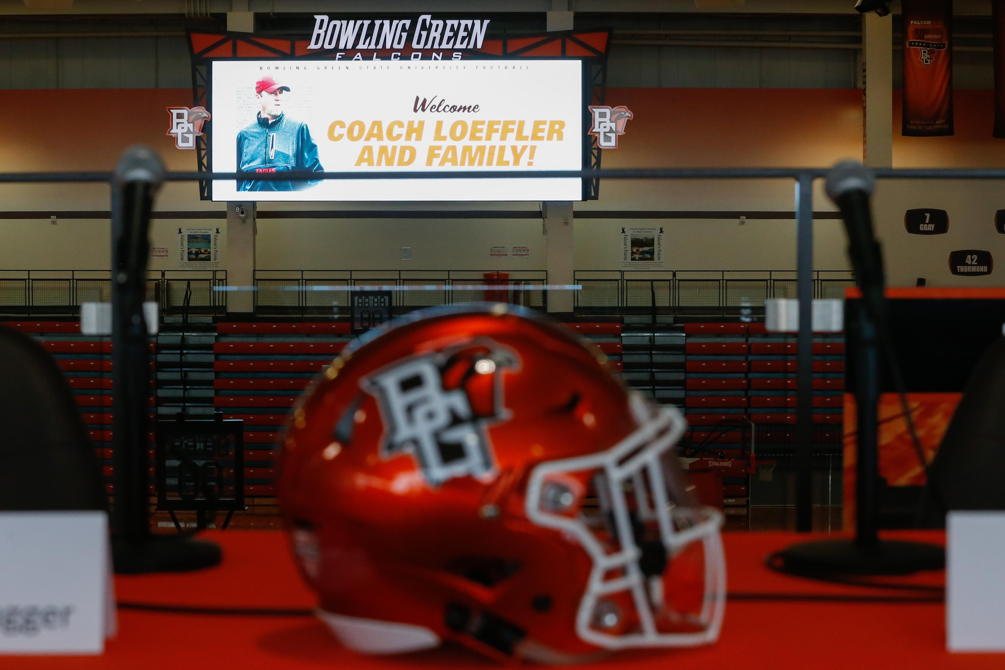 COLLEGE FOOTBALL: NOV 29 Bowling Green Introduces Scot Loeffler as New Head Coach