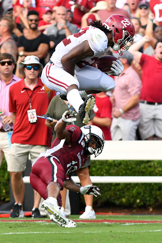 COLLEGE FOOTBALL: SEP 14 Alabama at South Carolina