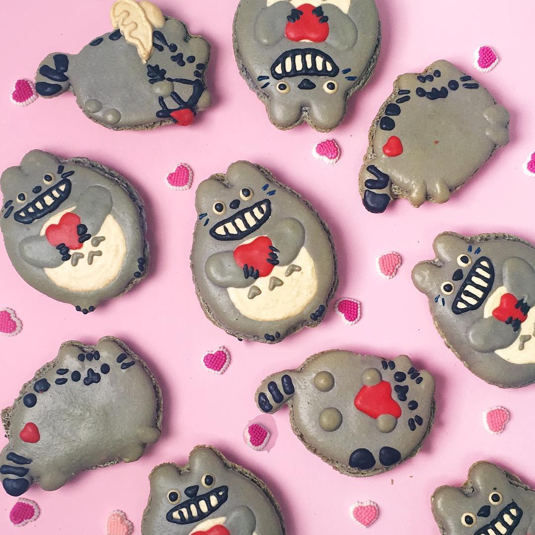 Adorable New Bakery Will Bring Totoro Macarons and Jiggly Japanese Cheesecakes to Govalle