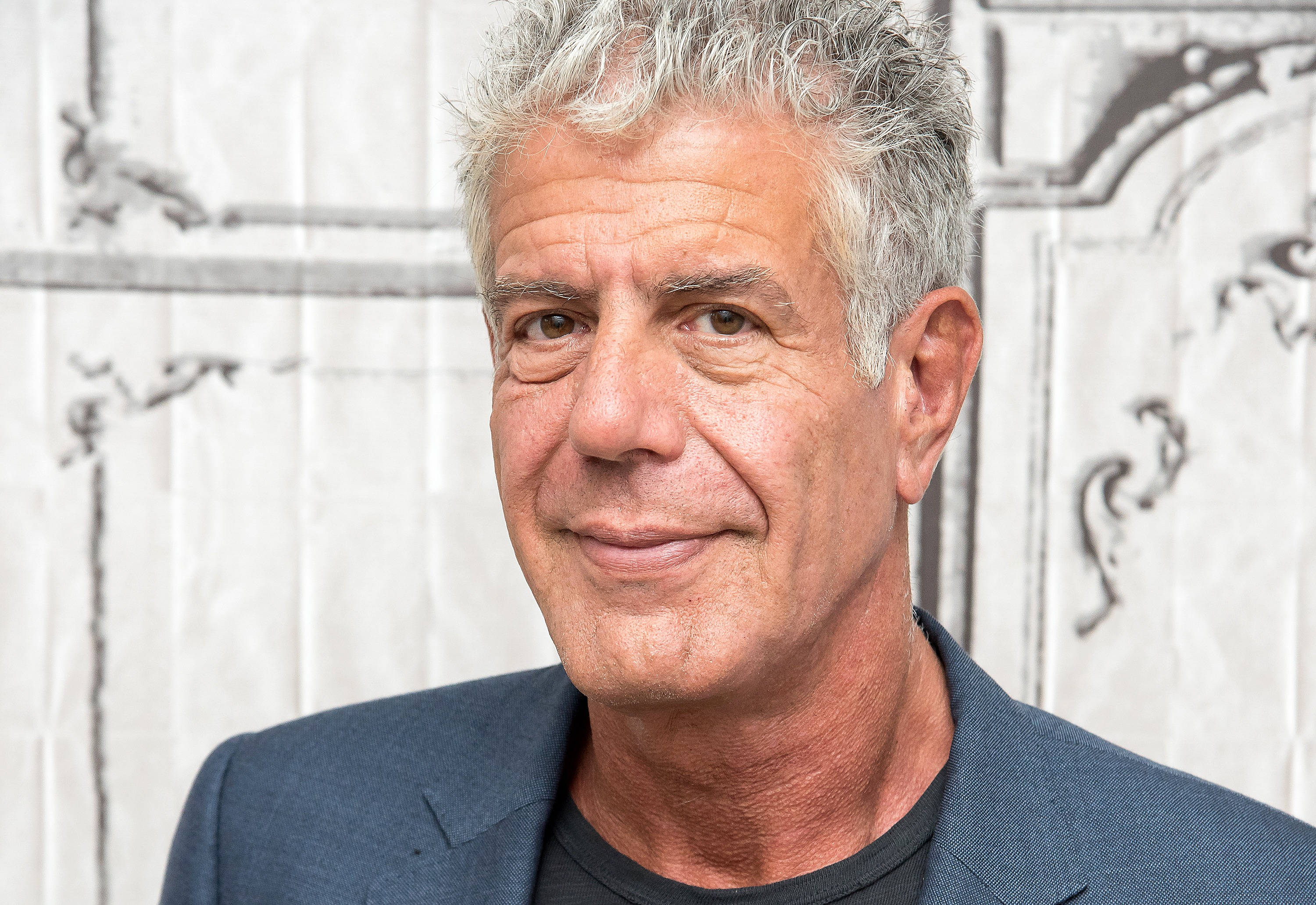 You Could Own Anthony Bourdain's Most Prized Kitchen Knife, for About $6,000