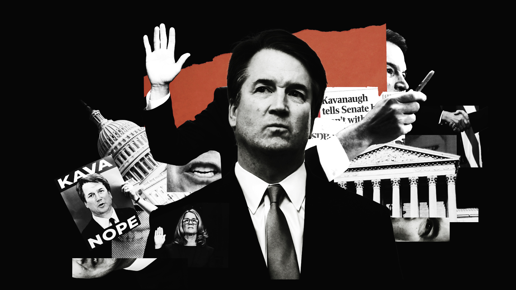 The allegations against Brett Kavanaugh ignited national controversy last year. Now it's happening again.