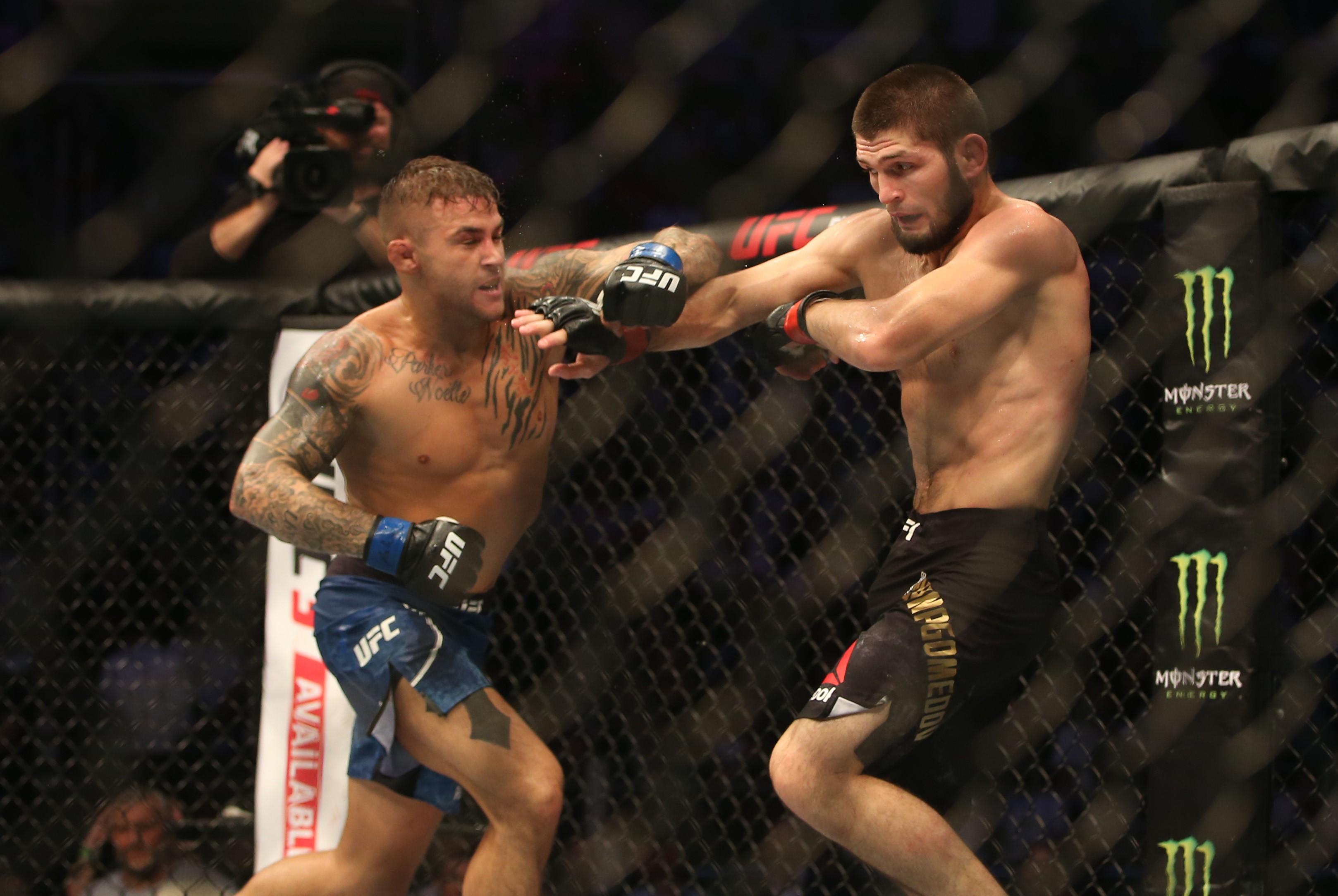 Khabib Nurmagomedov v Dustin Poirier: UFC Lightweight Championship