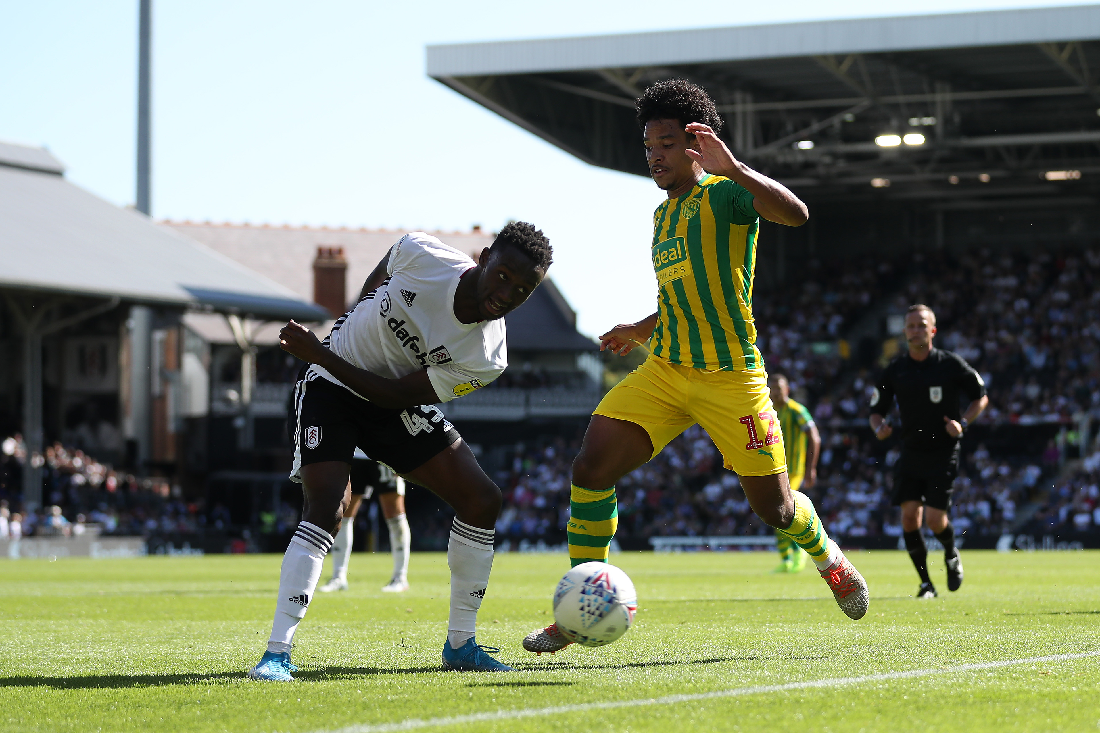 Cottage Talk Post Match Show: Fulham vs. West Brom