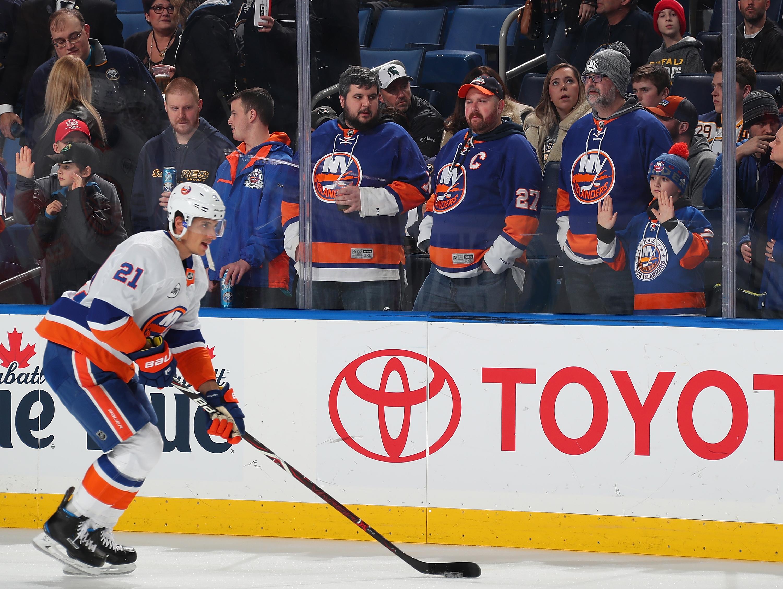 New York Islanders v Buffalo Sabres
