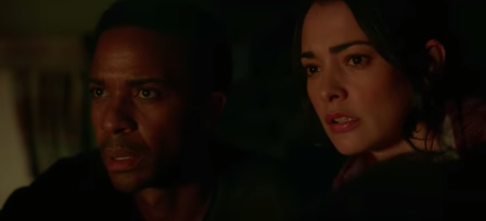 "André Holland, Natalie Martinez, Melody Hurd, and Pierson Salvador star in ""Battle at Big Rock,"" a new short film from Colin Trevorrow."