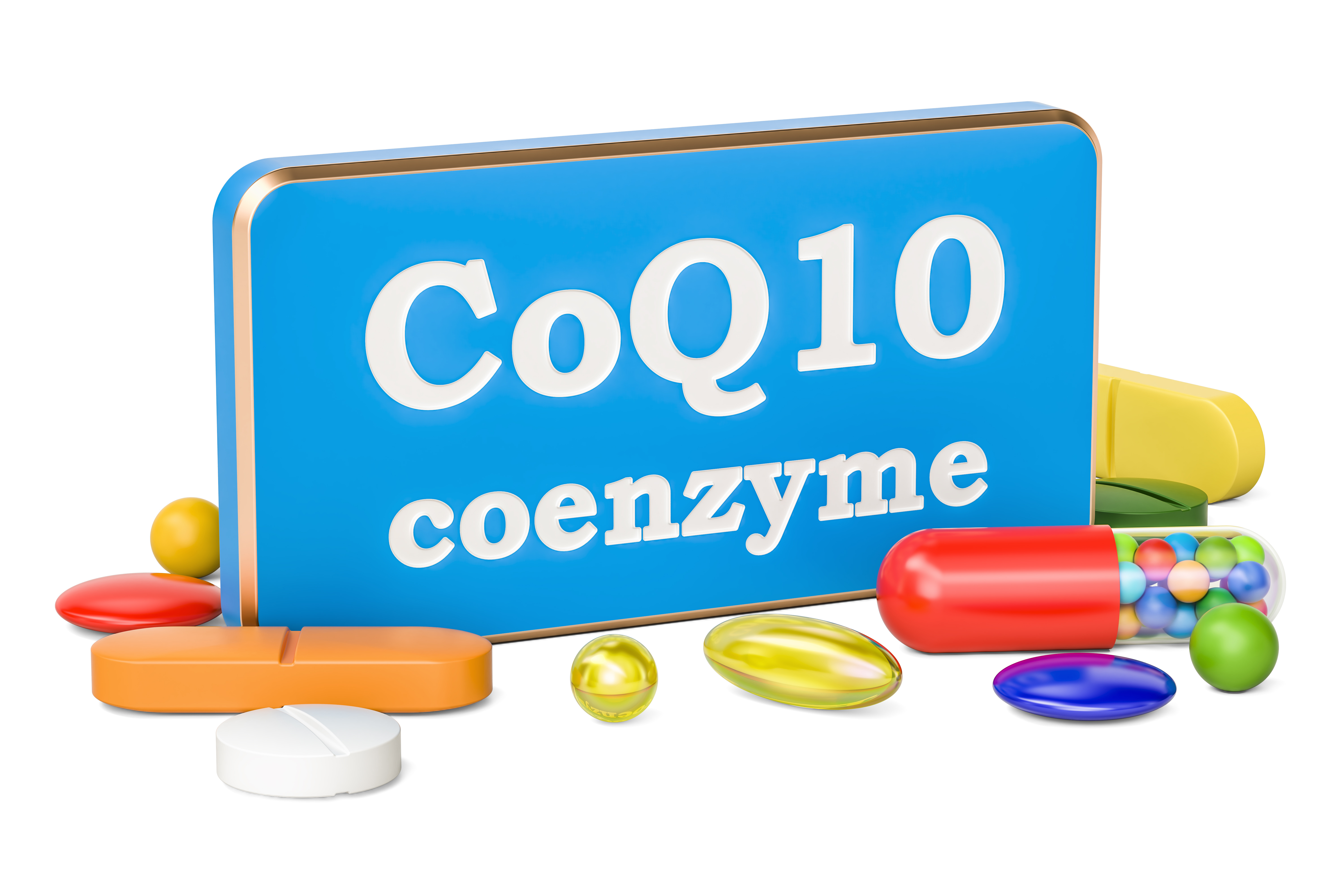 Coenzyme Q10, also known as ubiquinone or CoQ10, is a compound that has a critical role in energy production within the cells of the body.