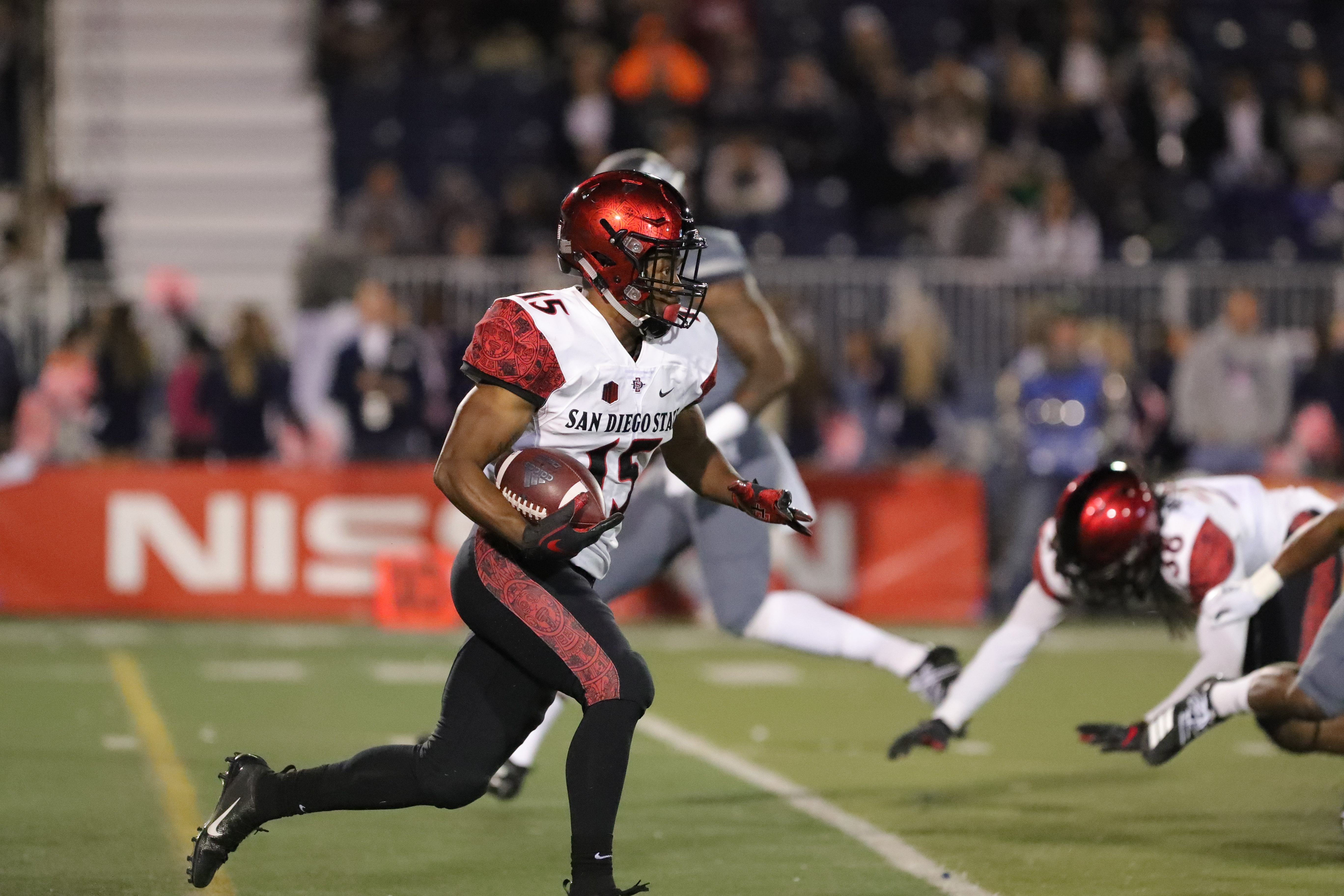 COLLEGE FOOTBALL: OCT 27 San Diego State at Nevada