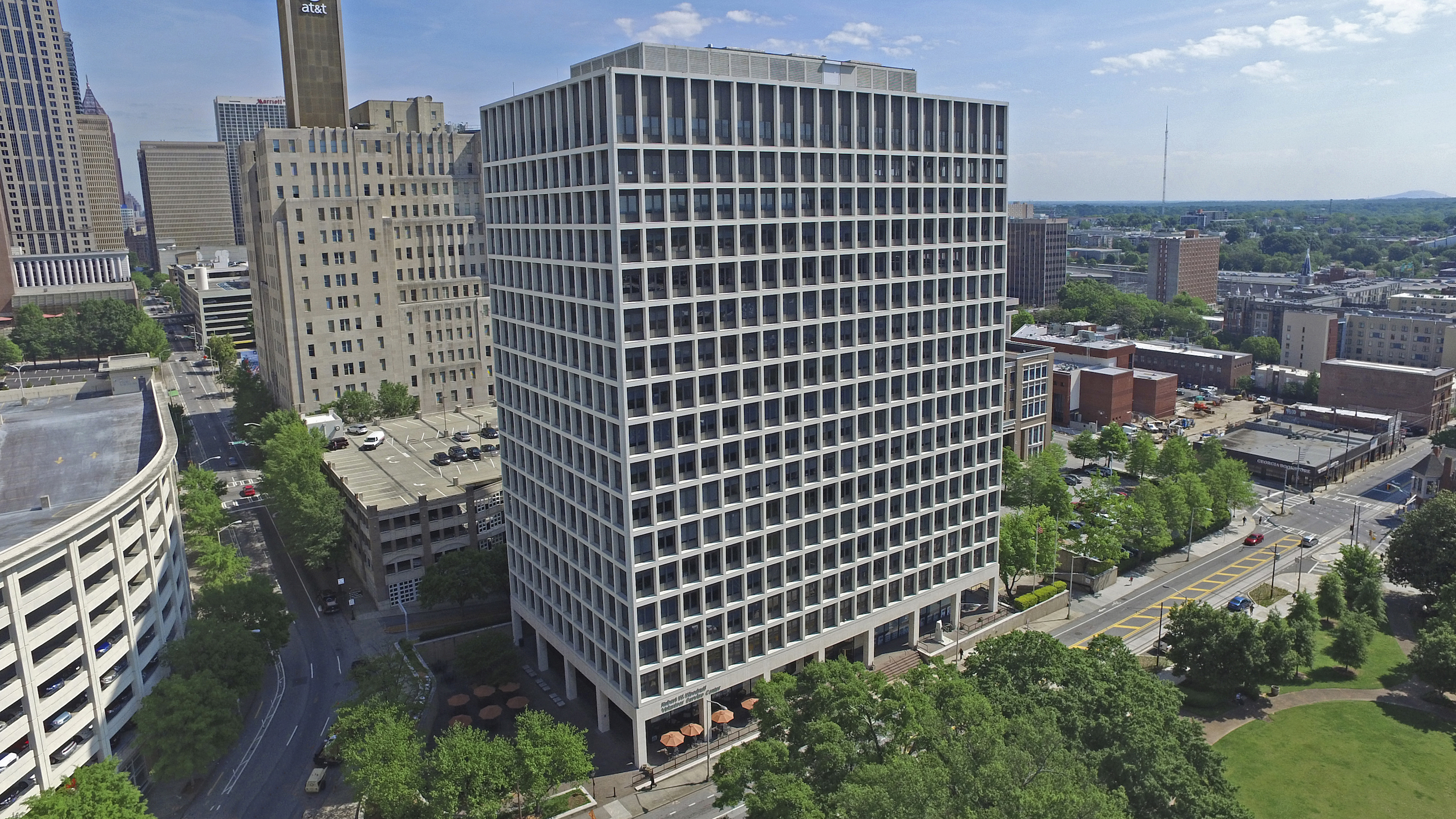 Downtown's former United Way building sells, set for $45M boost as offices