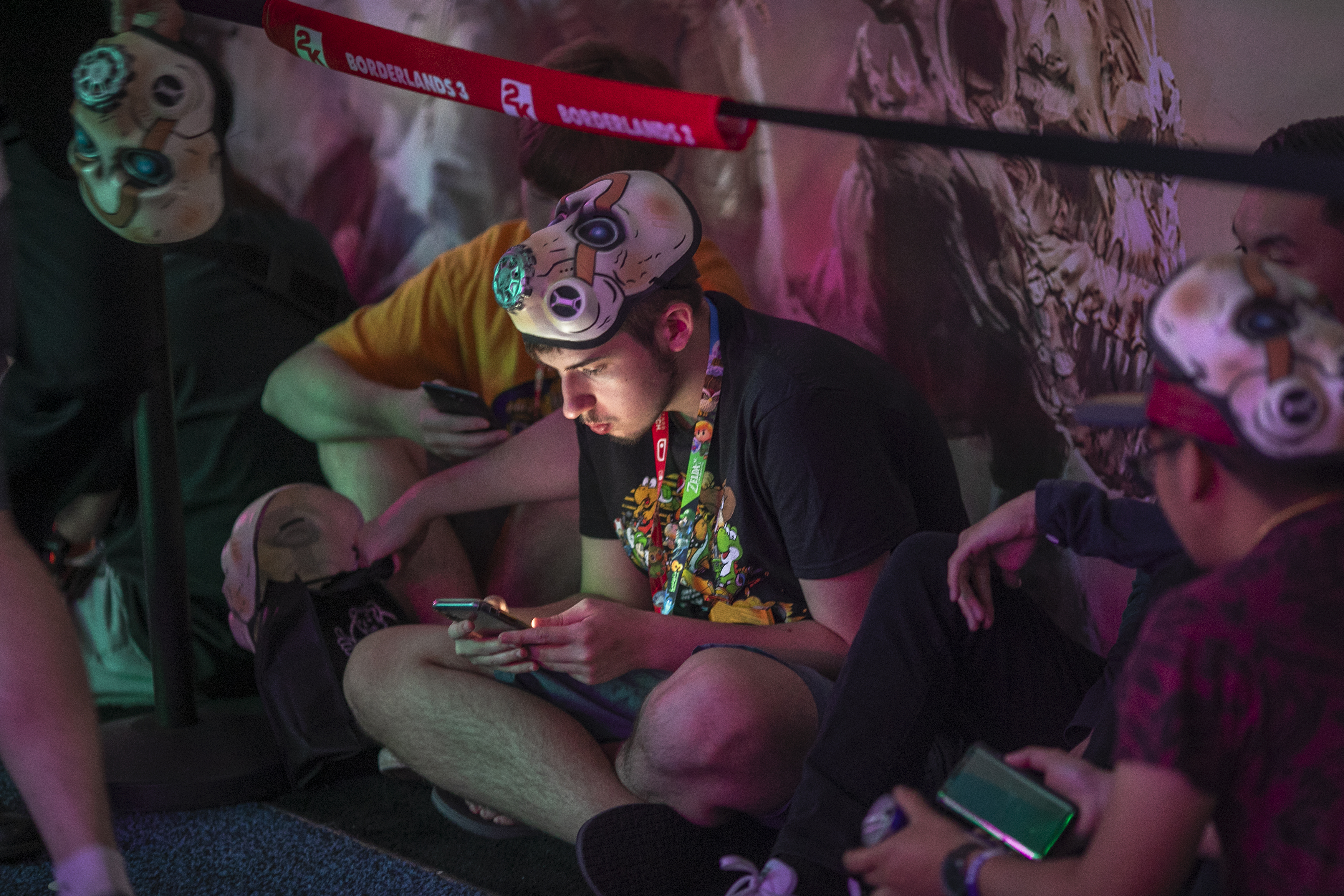Report: Leaked E3 plans propose fan-focused event with 10,000 more attendees