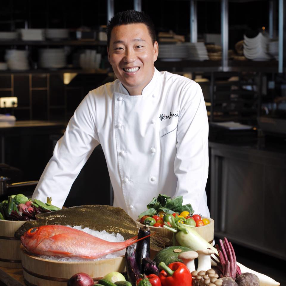 Vegas Chef Akira Back Plans a Restaurant with Karaoke Rooms in Toronto