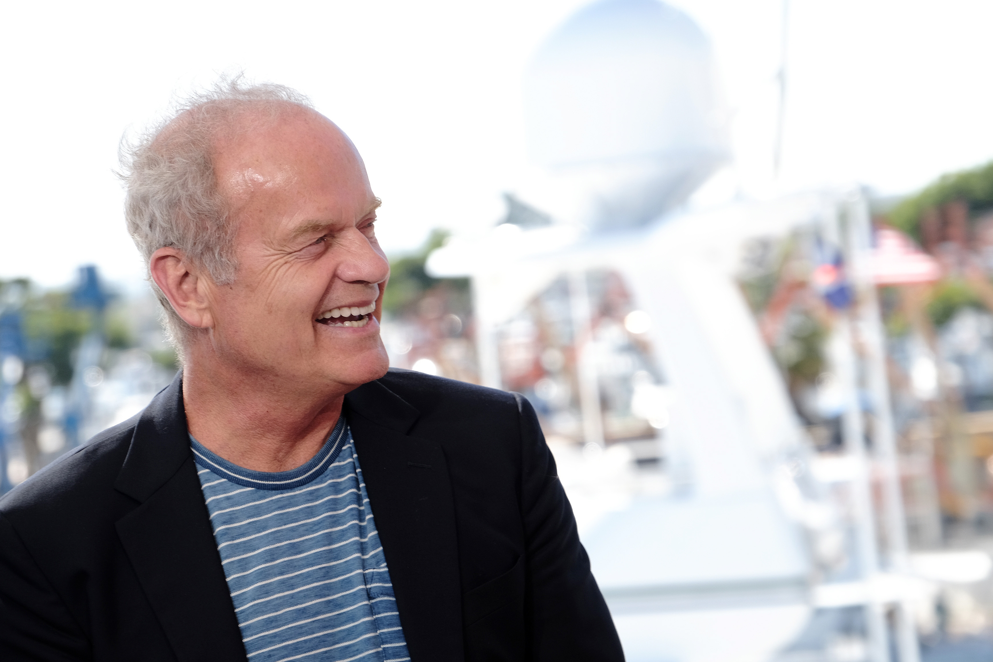 Of All People, Kelsey Grammer Has Opened a Taproom in the Catskills