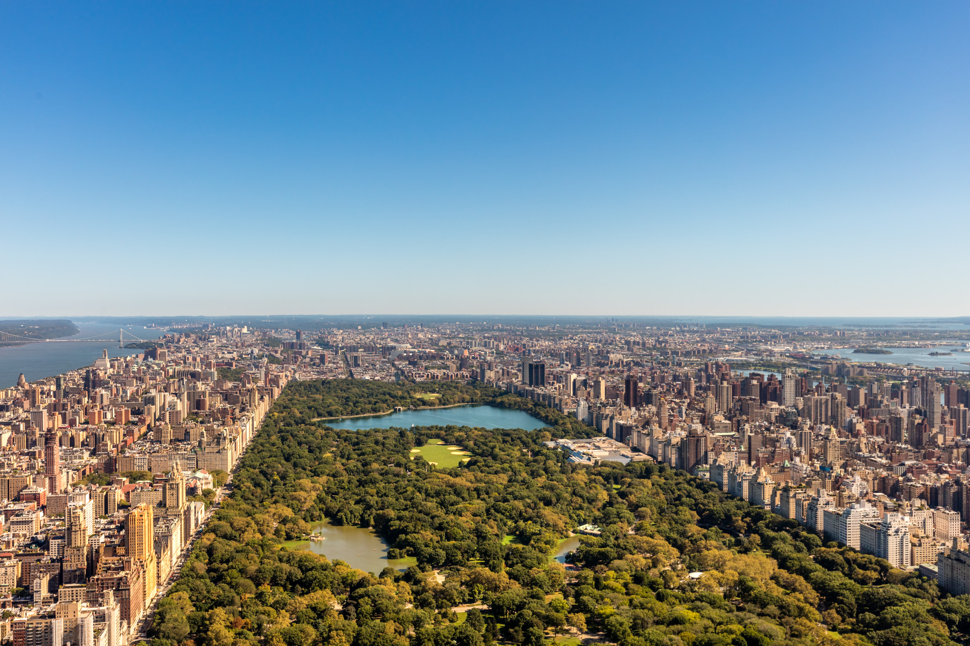 See the incredible views from NYC's tallest residential building