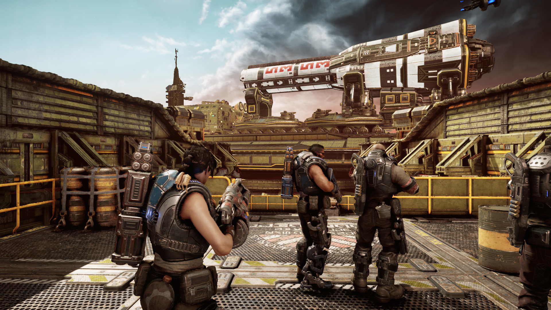 Gears 5 guide Act 3 – Chapter 3 Some Assembly Required collectibles