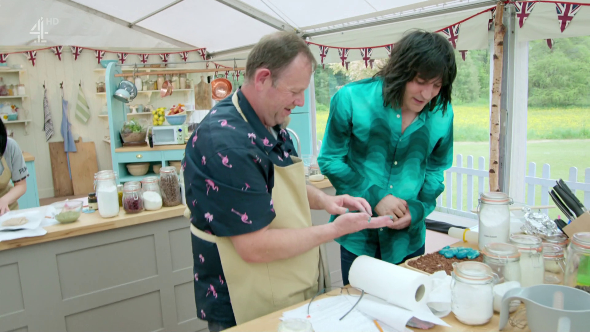 Bake Off's Dairy Week: Crying Over Spilt Milk and a Shock Exit