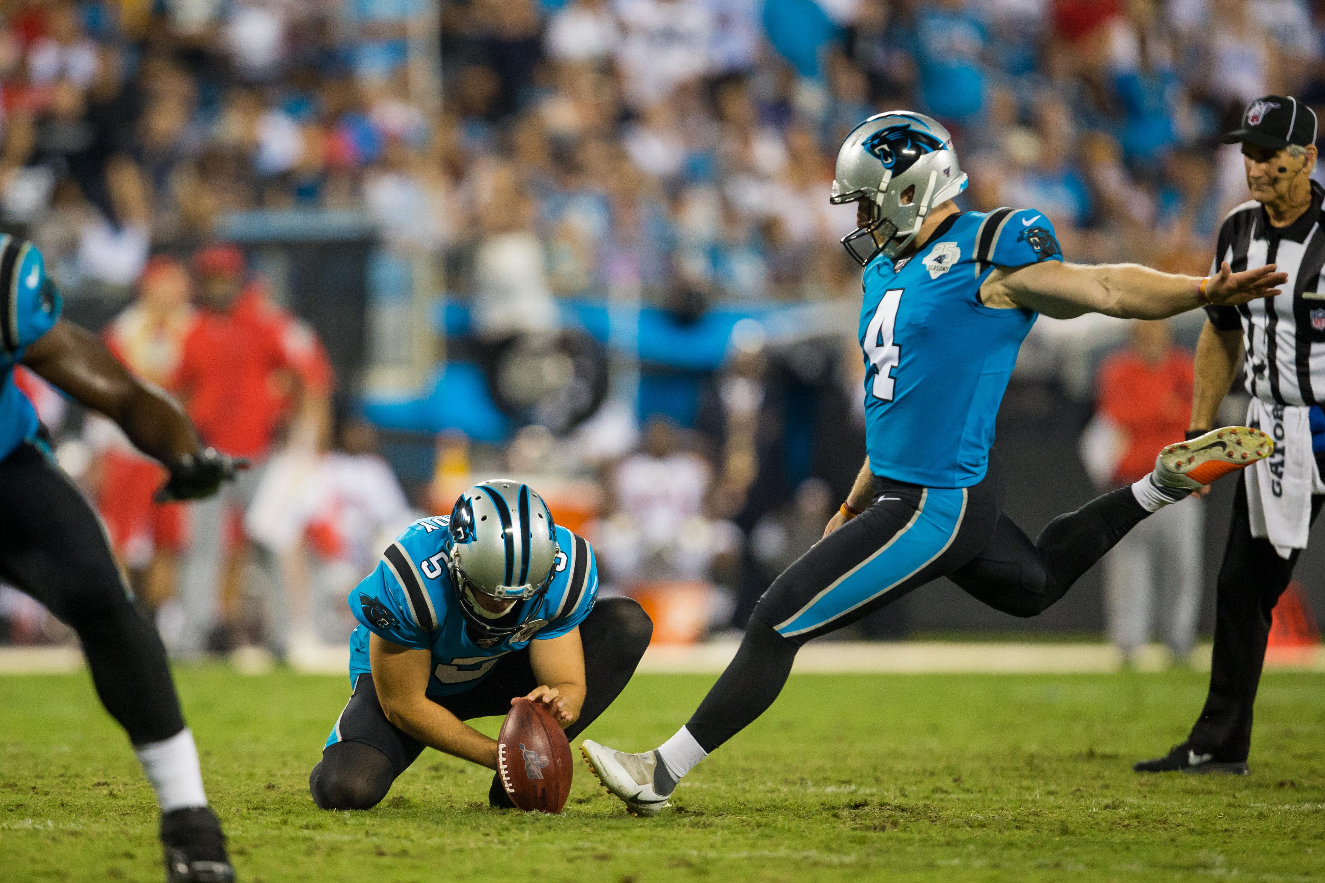 NFL: SEP 12 Buccaneers at Panthers