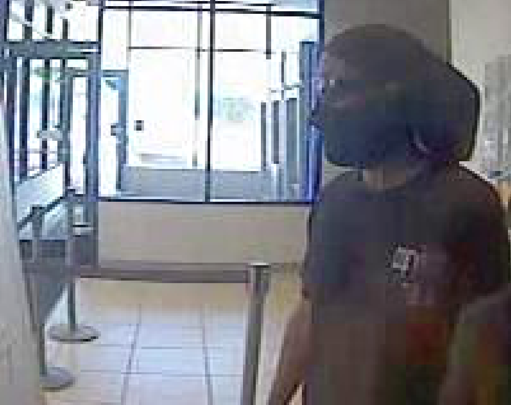 The FBI says this man robbed a Chase Bank branch on Sept. 17, 2019 in Little Village. | FBI