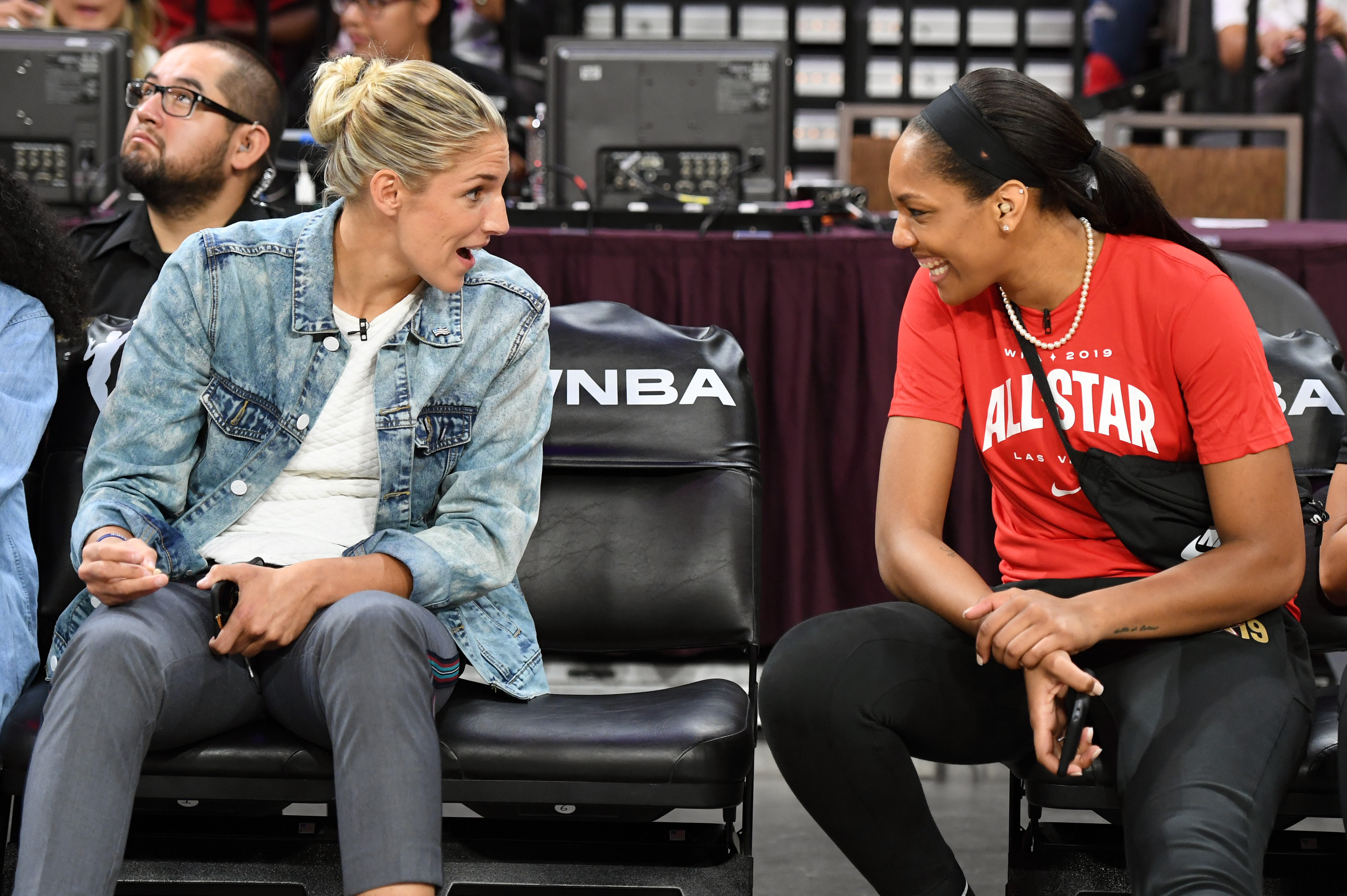 WNBA All-Star Game 2019 - Skills Challenge And 3-Point Contest