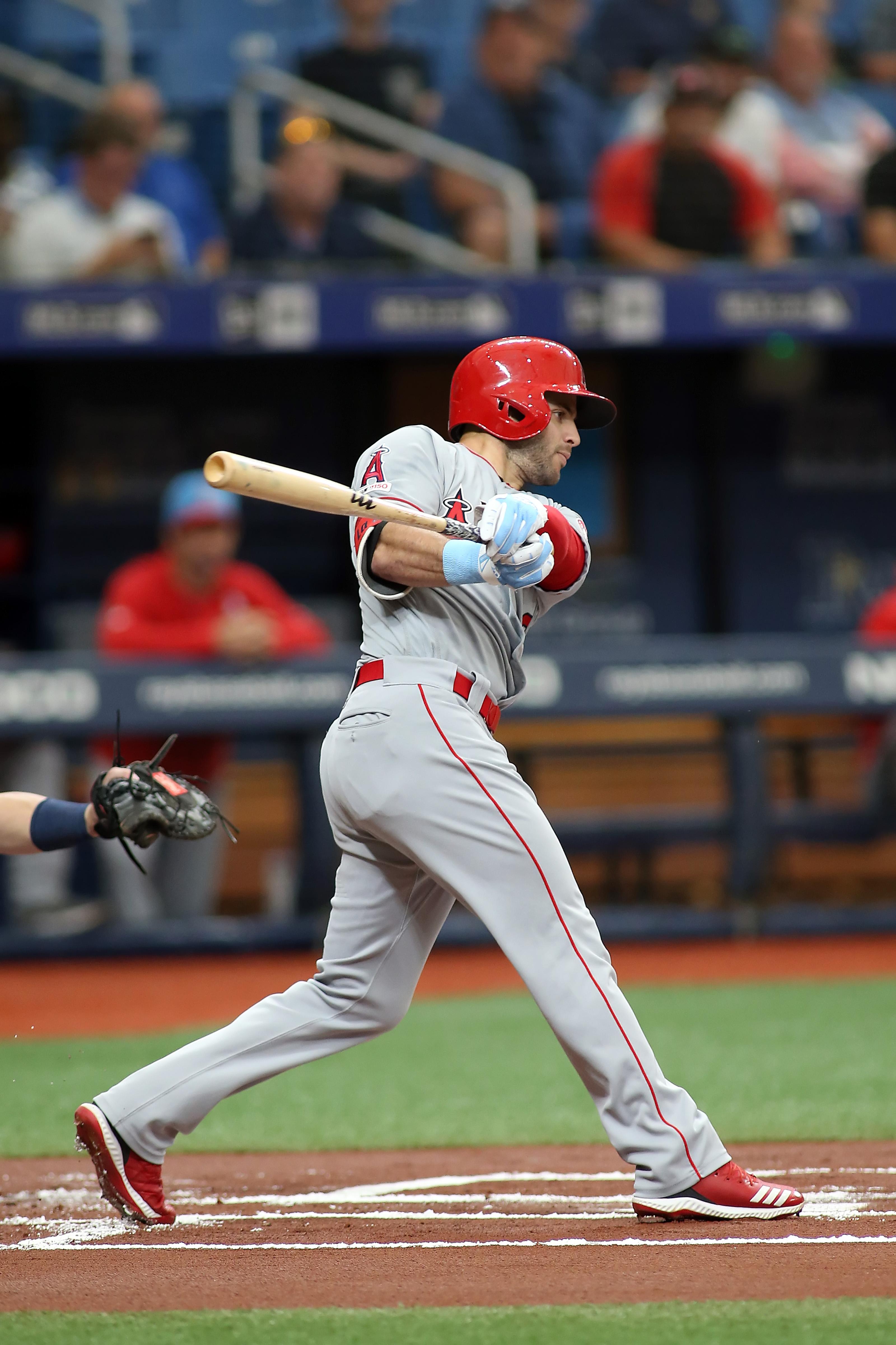 MLB: JUN 16 Angels at Rays