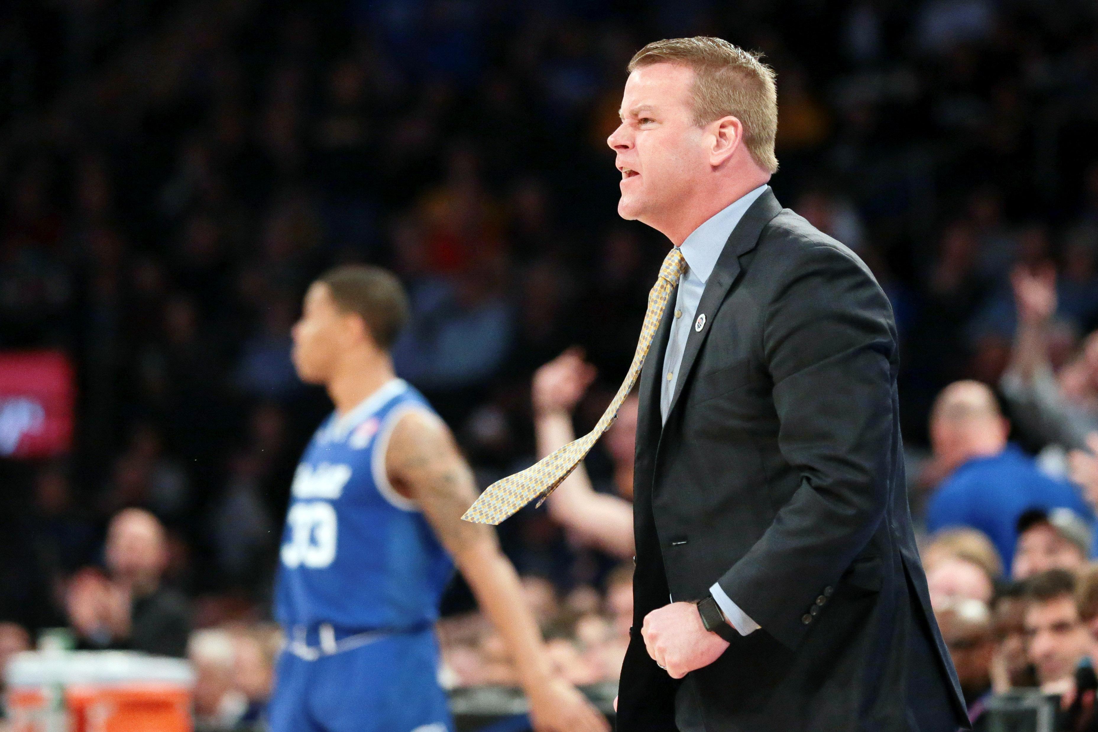 NCAA Basketball: Big East Tournament-Marquette vs Seton Hall