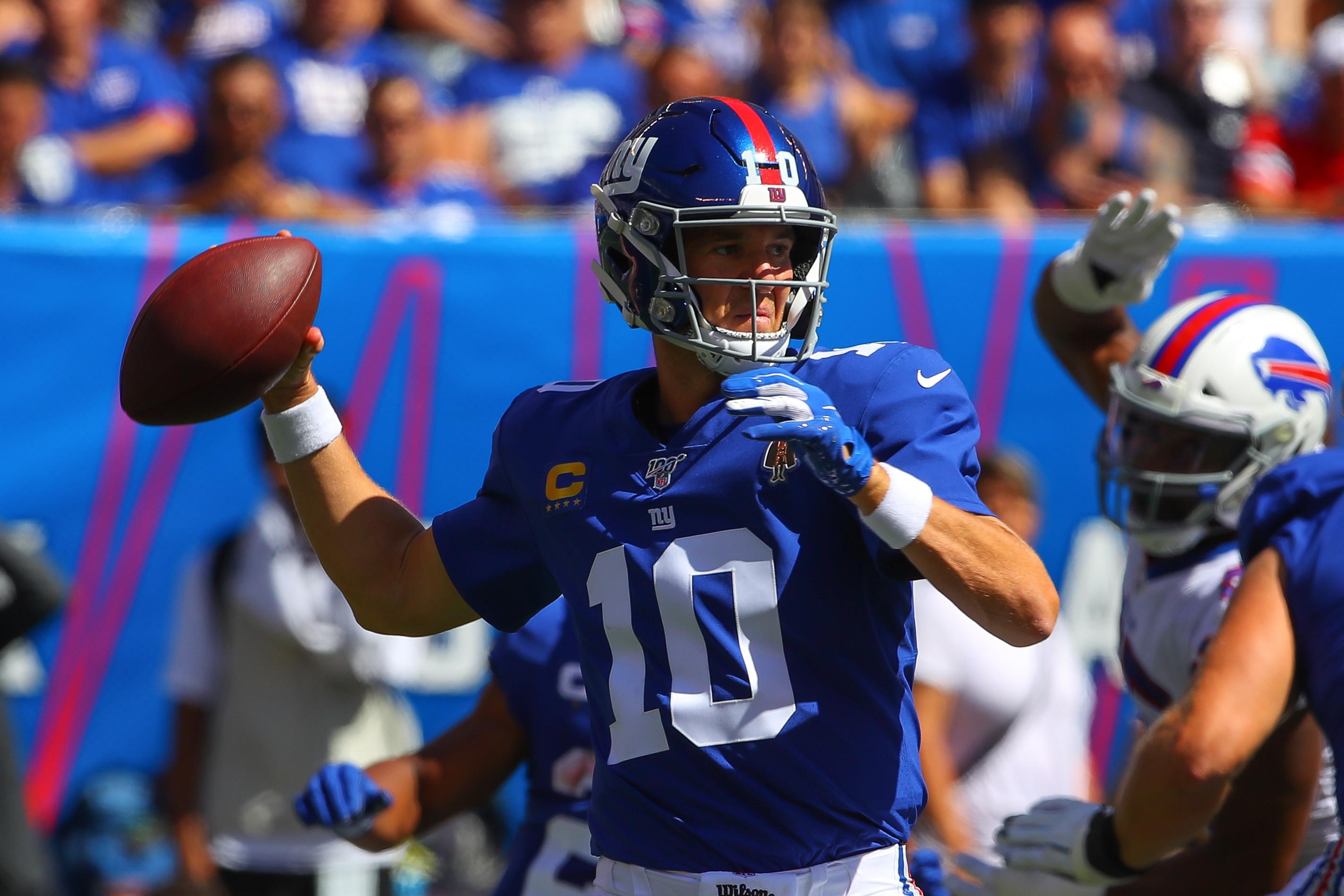 NFL: SEP 15 Bills at Giants