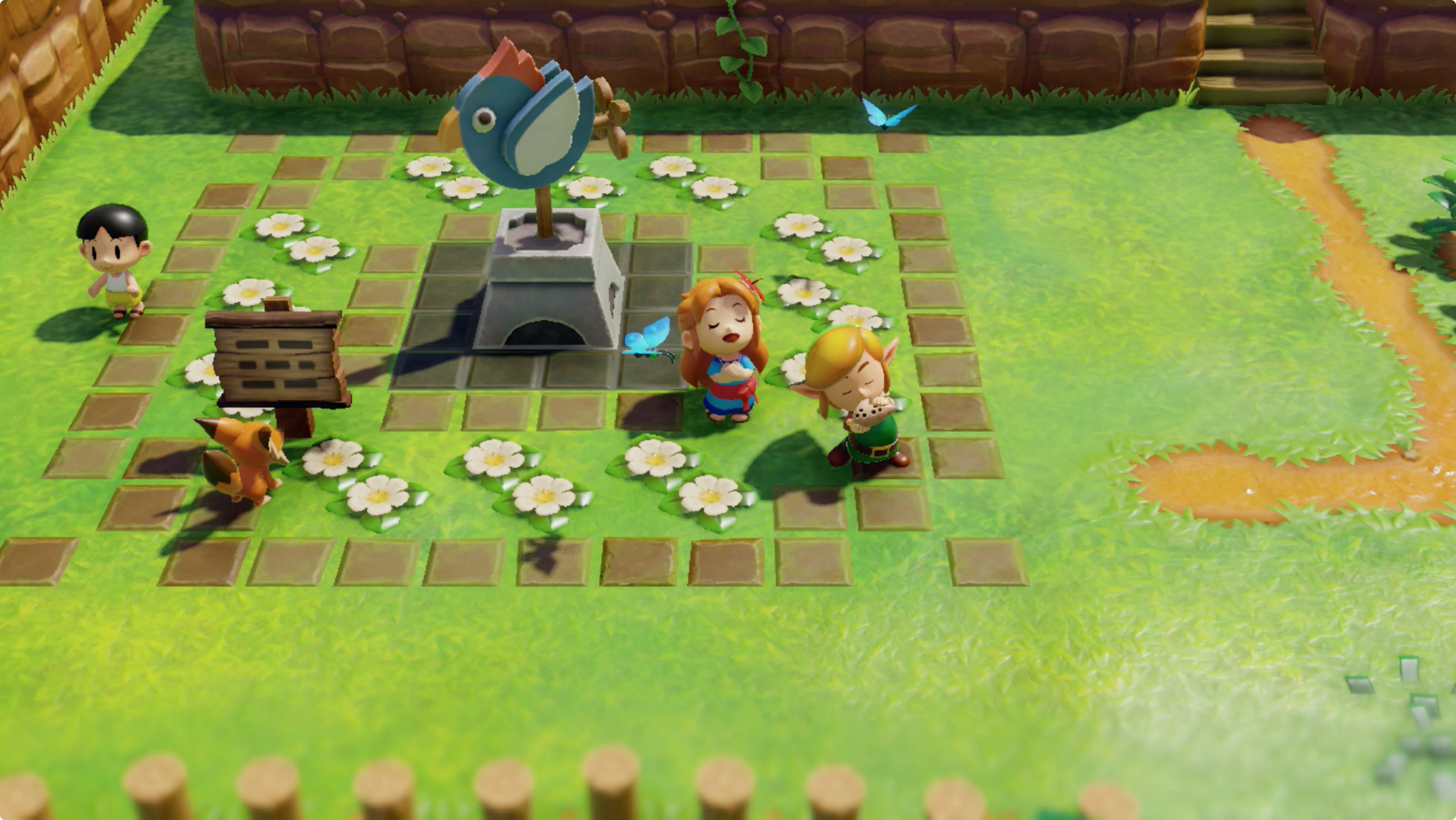 How to find Link's Ocarina in Link's Awakening