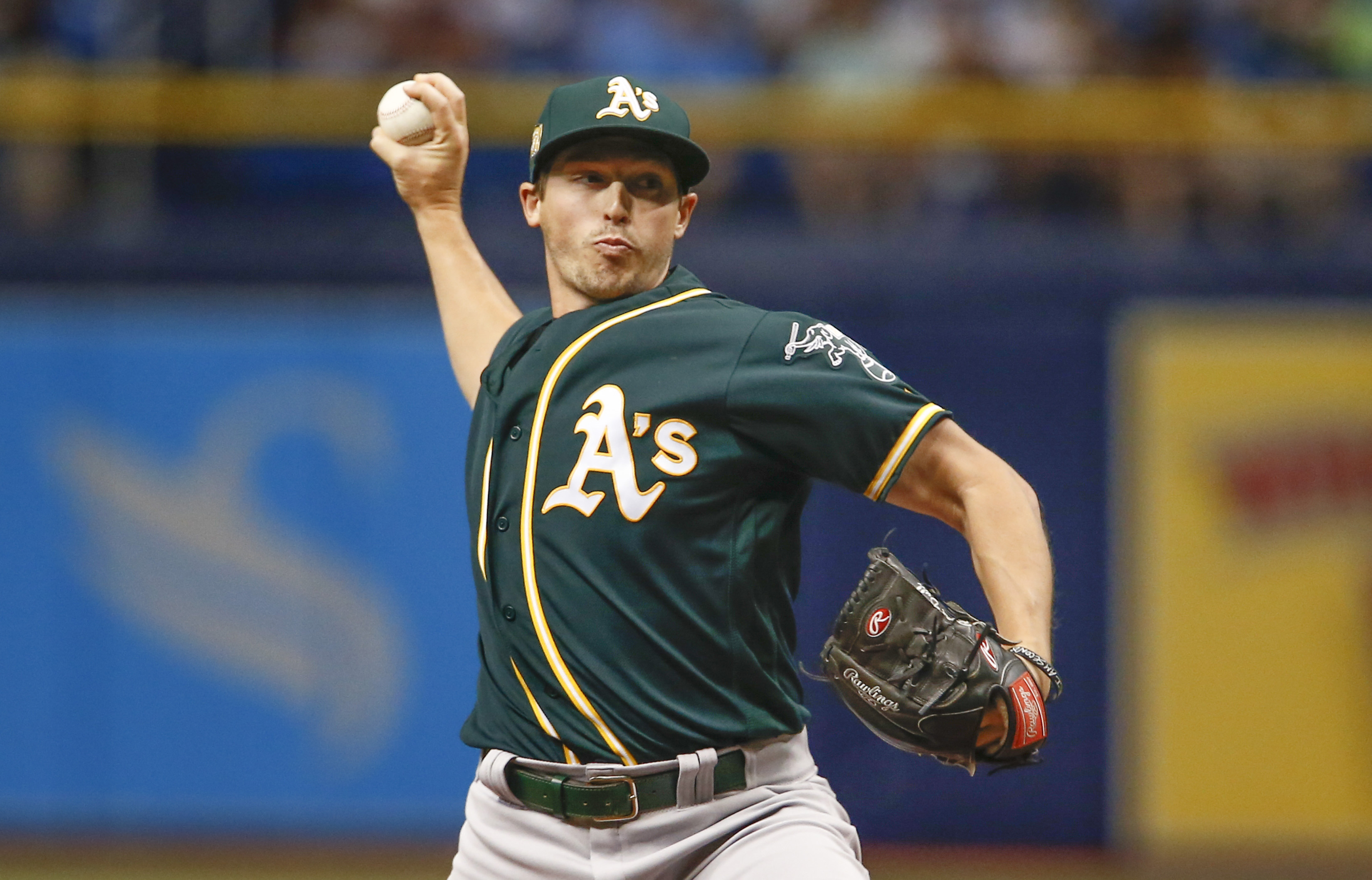 MLB: Oakland Athletics at Tampa Bay Rays