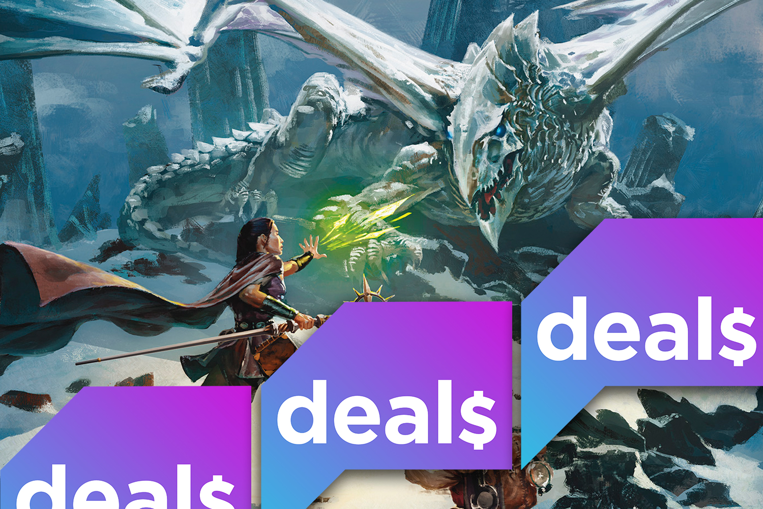 The D&D Essentials Kit is half off at Amazon, plus more of the week's best deals