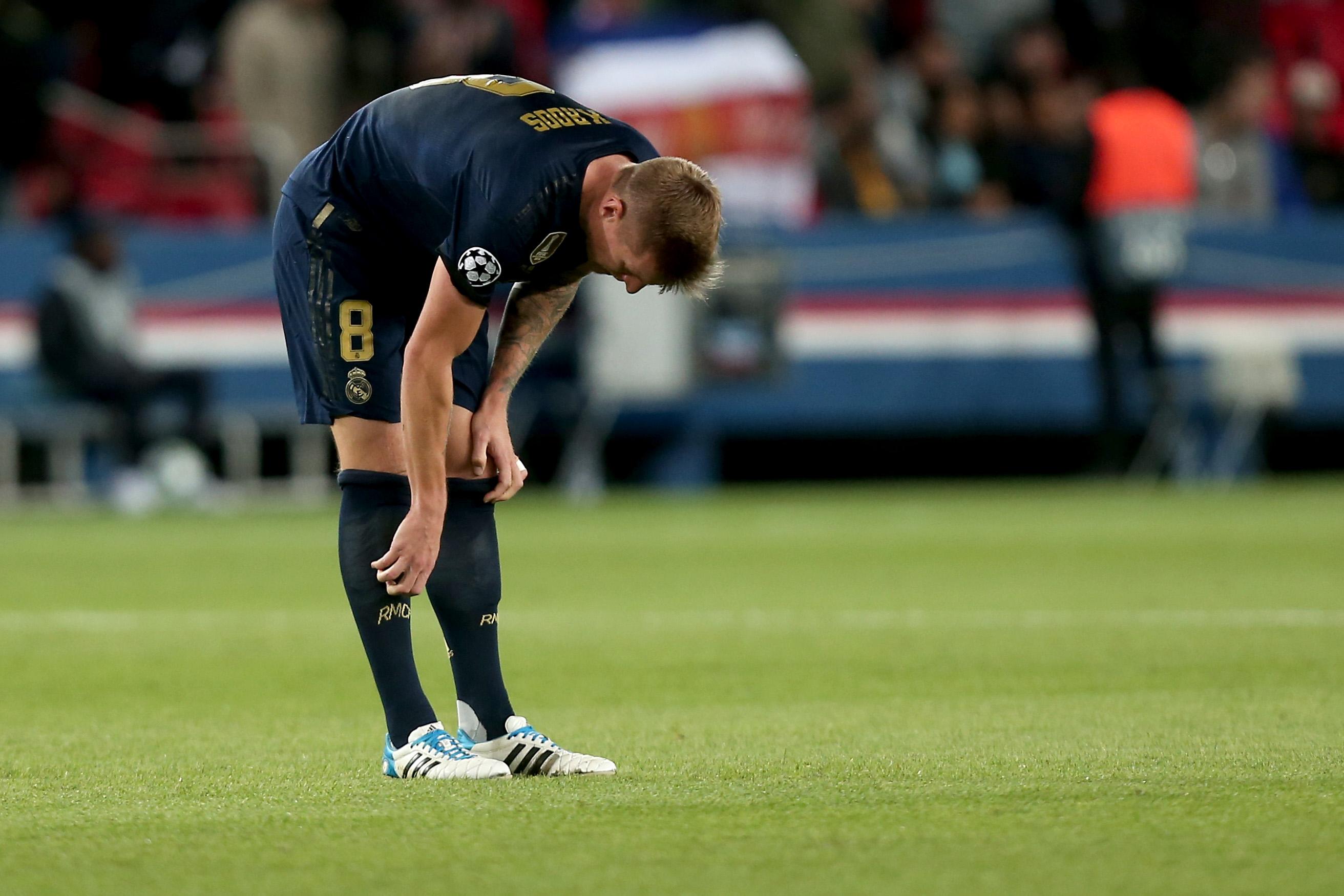 Paris Saint-Germain v Real Madrid: Group A - UEFA Champions League